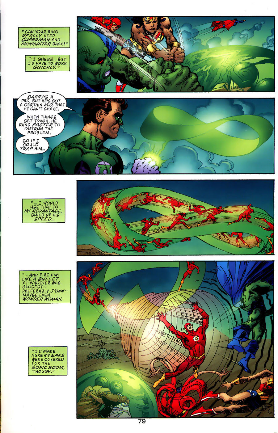 Read online Green Lantern: Legacy: The Last Will and Testament of Hal Jordan comic -  Issue # TPB - 85