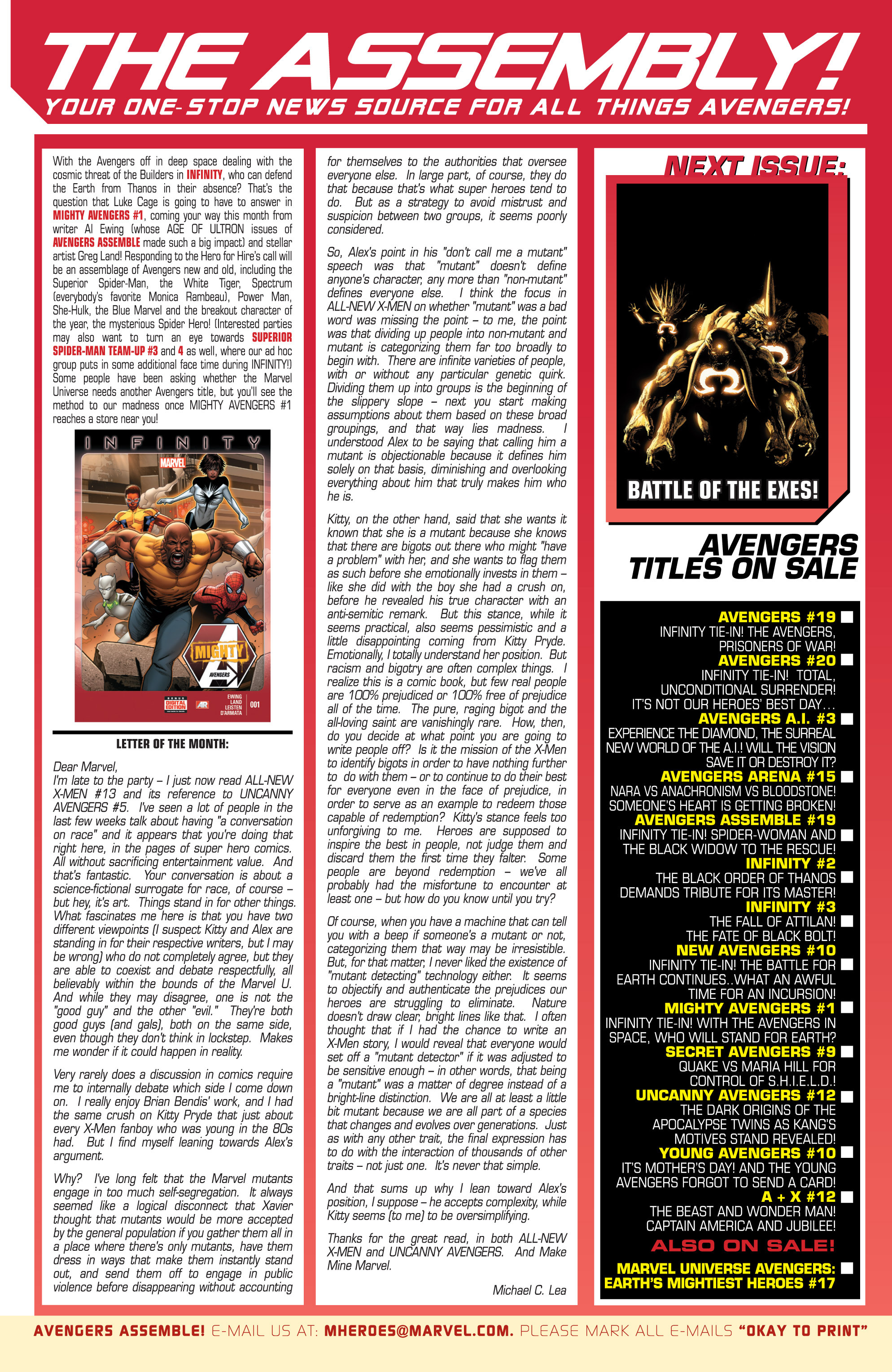 Read online Avengers (2013) comic -  Issue #Avengers (2013) _TPB 4 - 61
