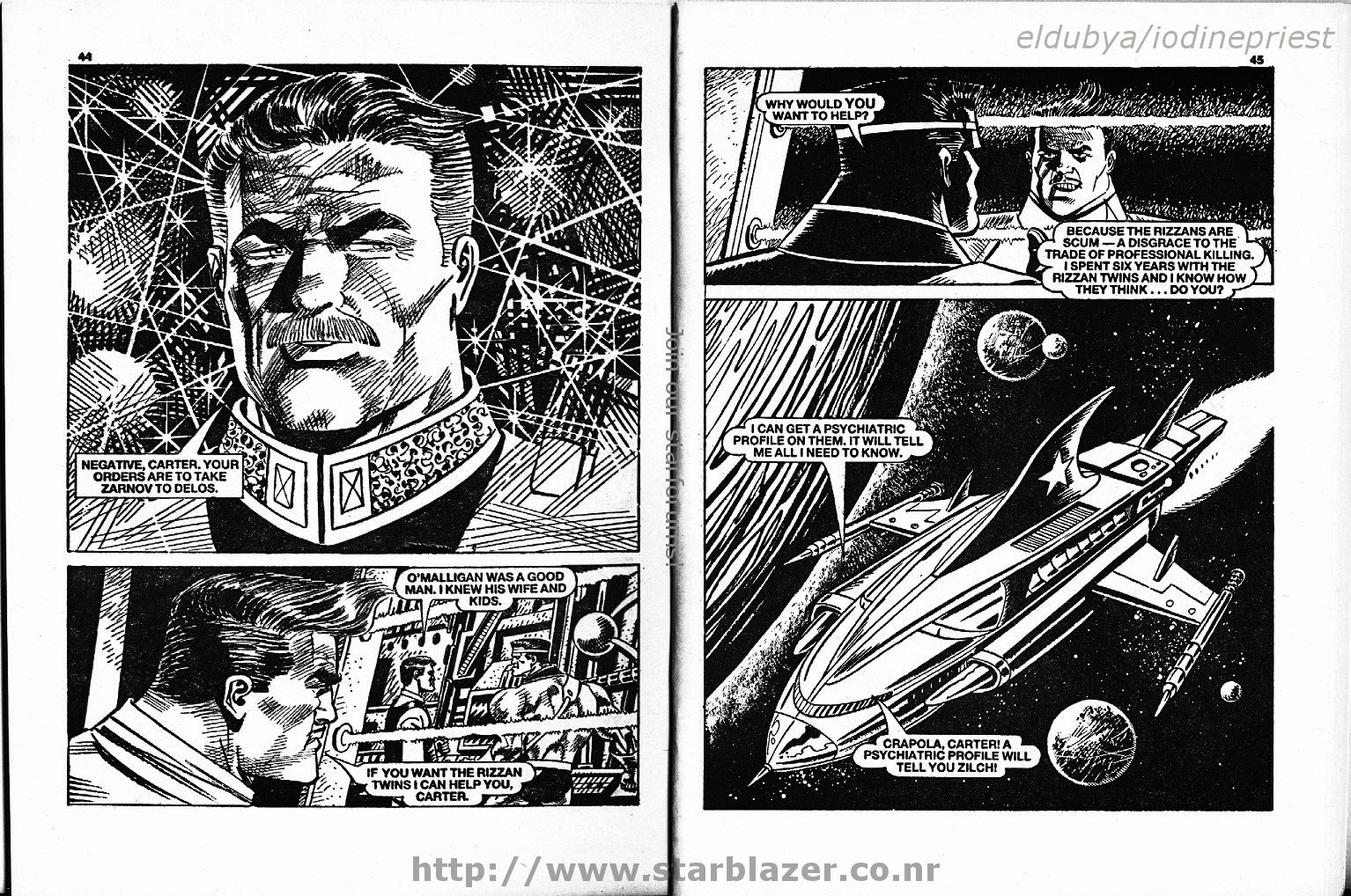 Starblazer issue 280 - Page 24