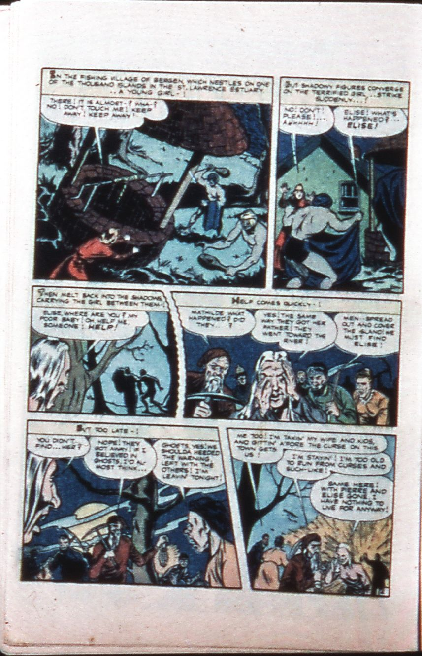 Marvel Mystery Comics (1939) issue 64 - Page 16