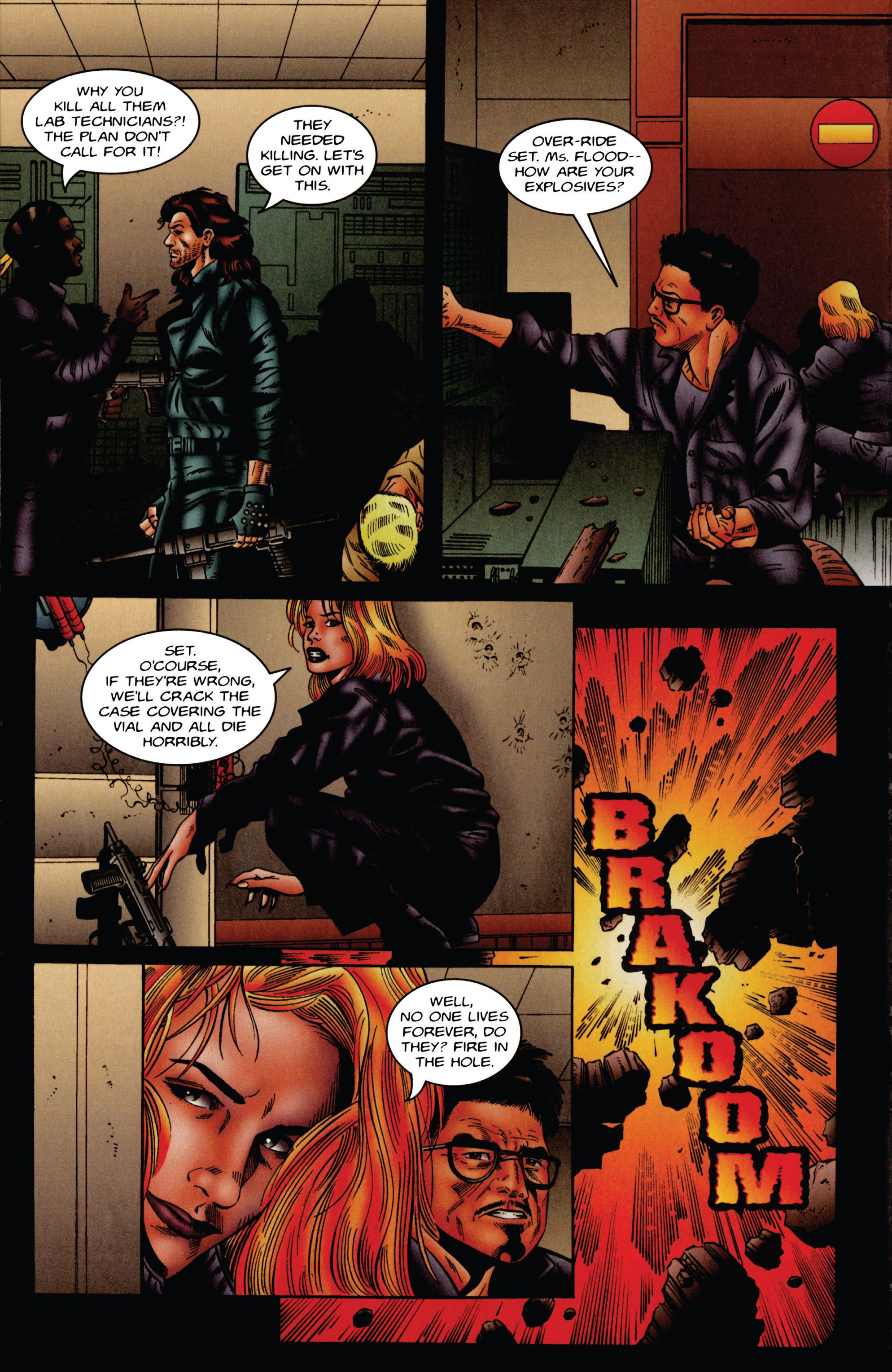 Read online Eternal Warrior (1992) comic -  Issue #49 - 12
