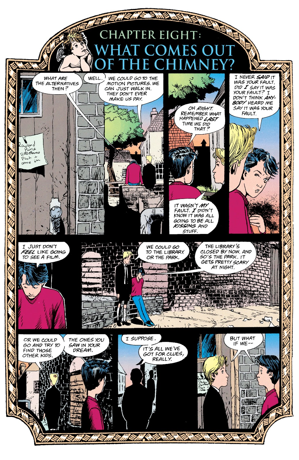 Read online The Children's Crusade comic -  Issue # _TPB (Part 1) - 53