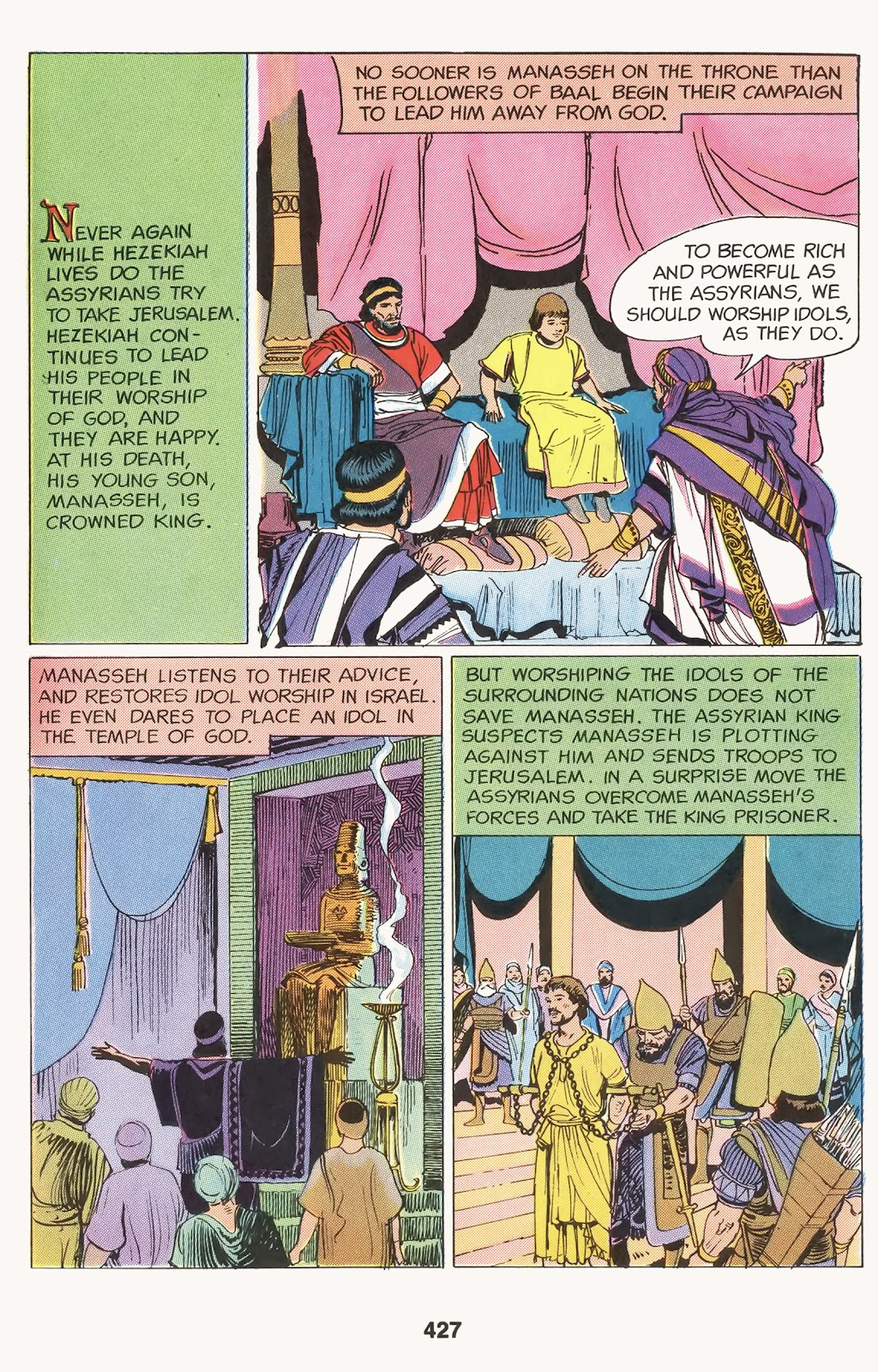 The Picture Bible issue TPB (Part 5) - Page 30