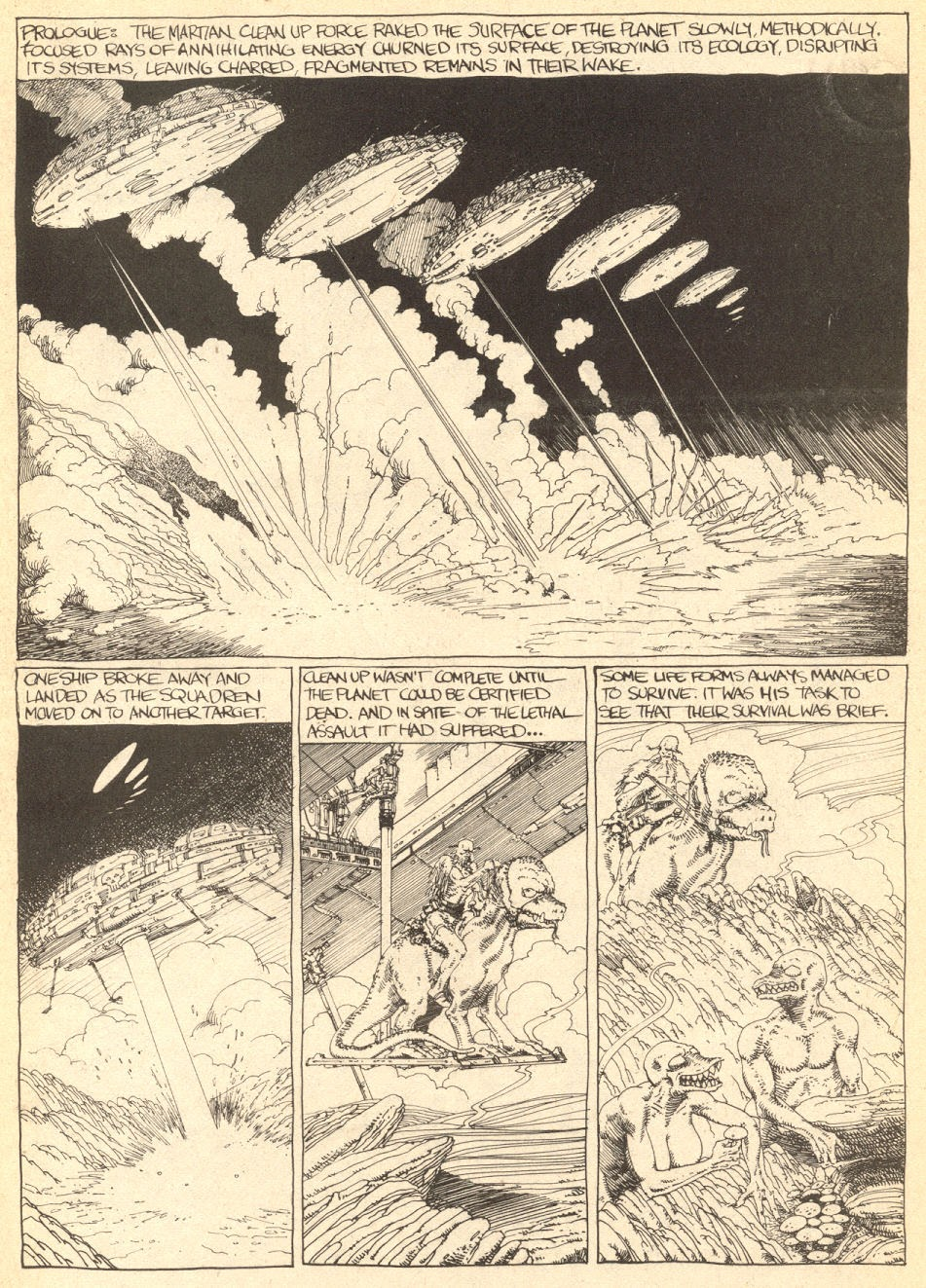 Commies from Mars: The Red Planet issue 2 - Page 4