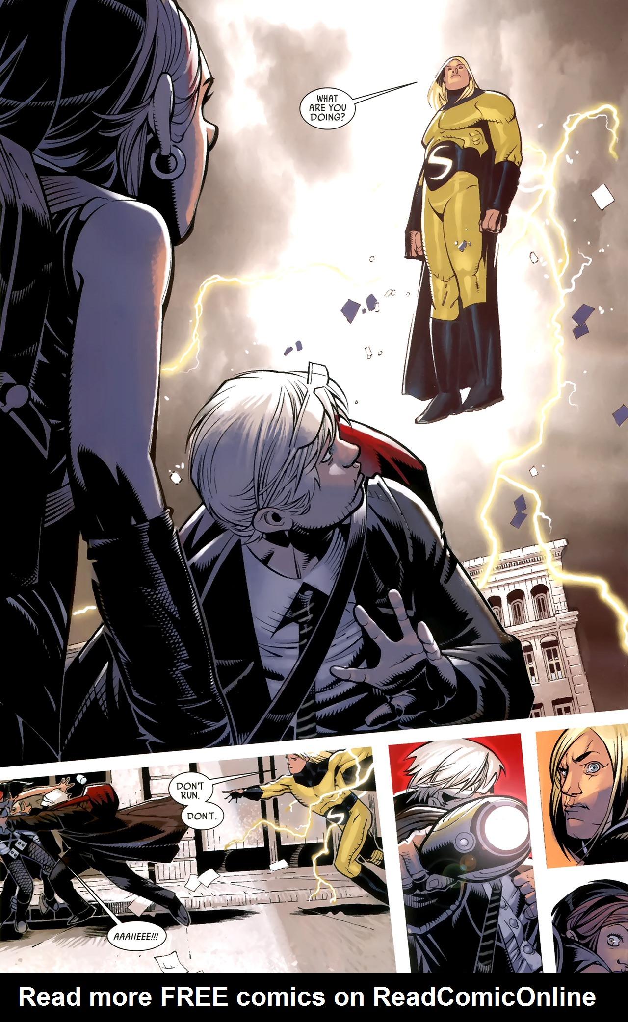 Read online Dark Avengers (2009) comic -  Issue # _Annual 1 - 11