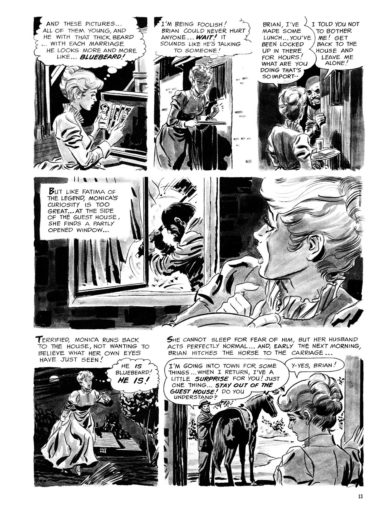 Read online Eerie Archives comic -  Issue # TPB 1 - 14