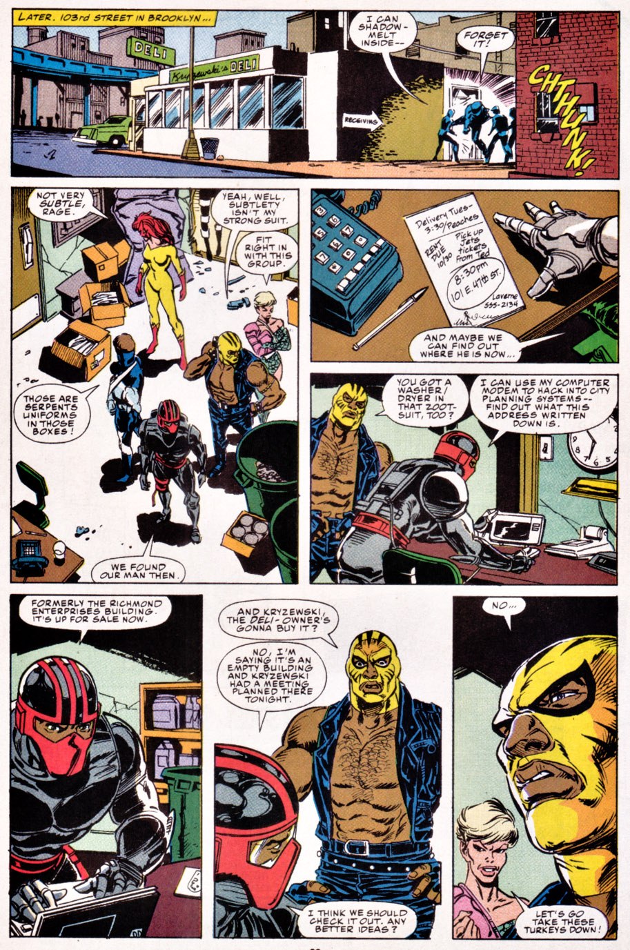 The Avengers (1963) 342 Page 13