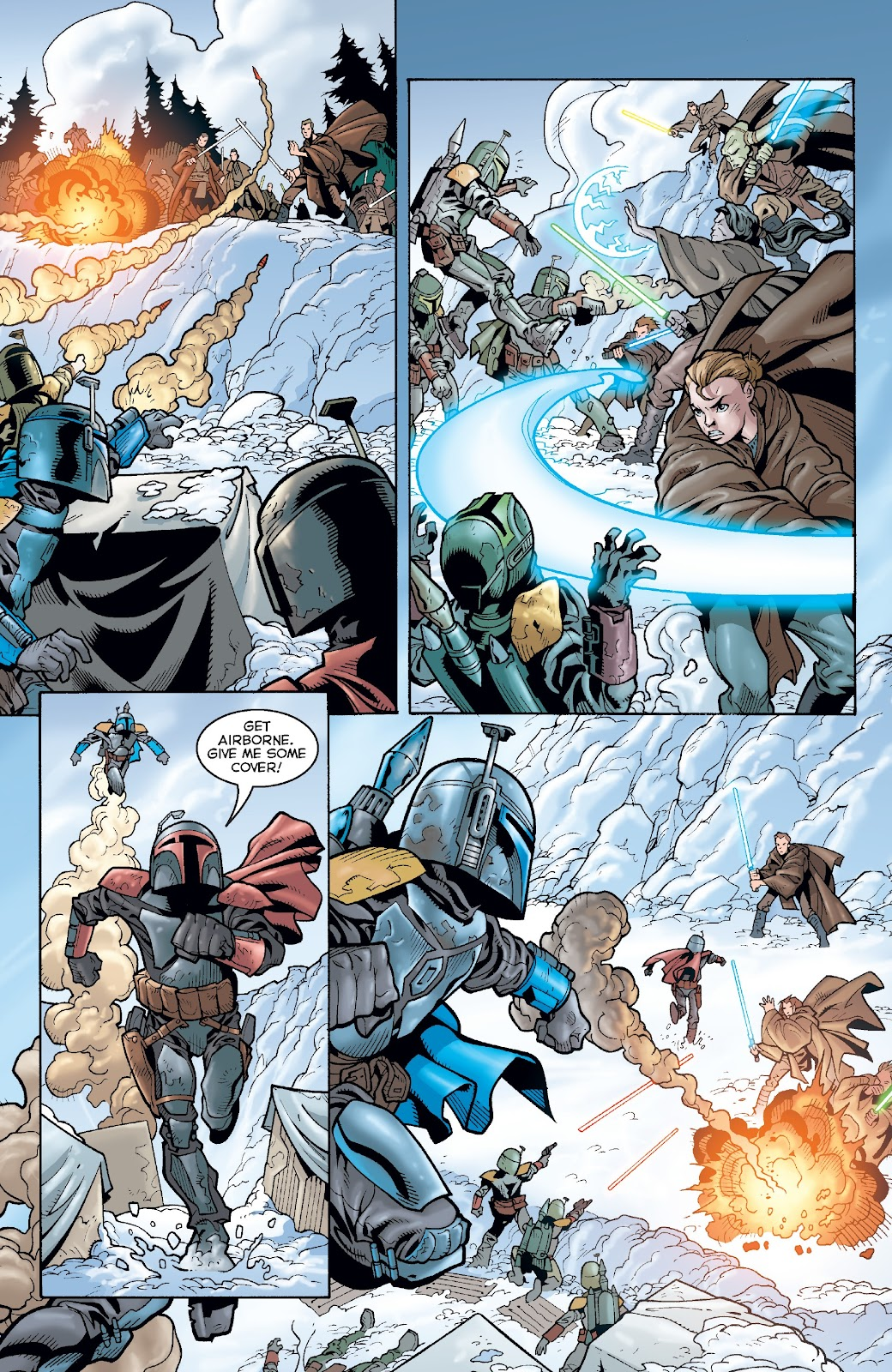 Read online Star Wars Legends Epic Collection: The Menace Revealed comic -  Issue # TPB (Part 1) - 67