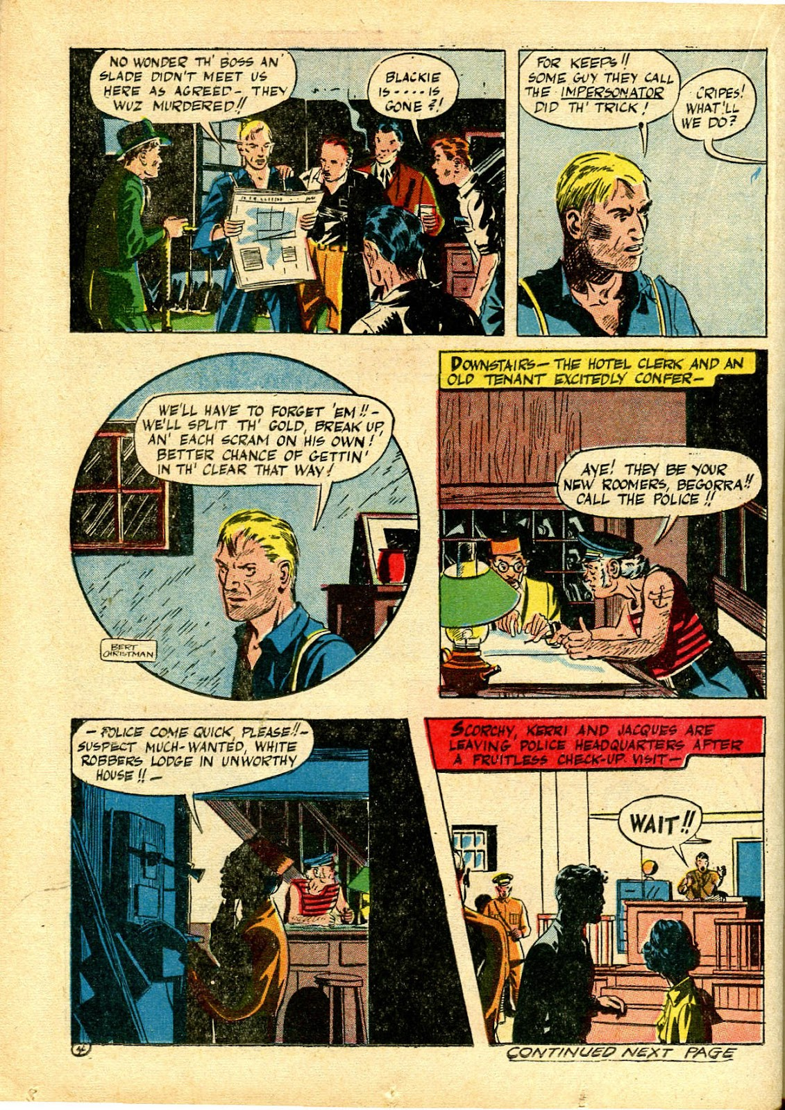 Read online Famous Funnies comic -  Issue #111 - 38