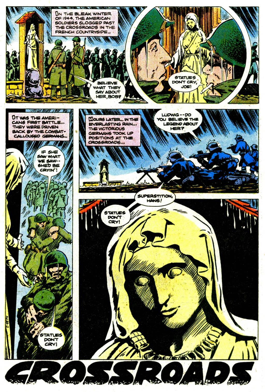 Read online Sgt. Rock comic -  Issue #332 - 30
