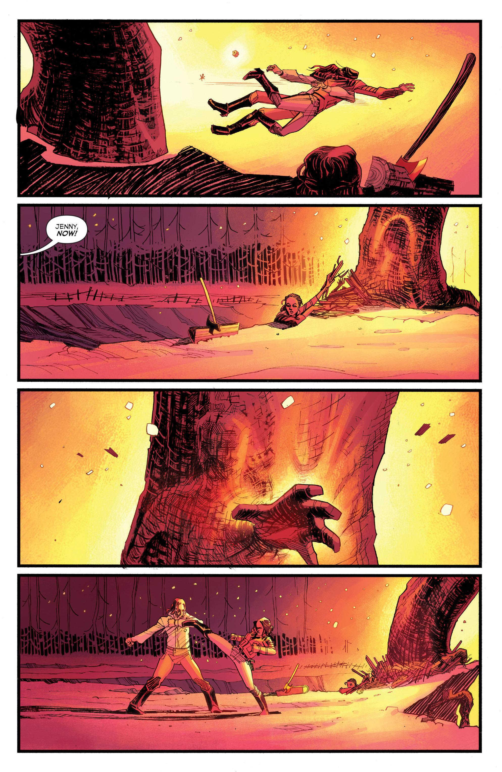 Read online Sleepy Hollow (2014) comic -  Issue #2 - 17