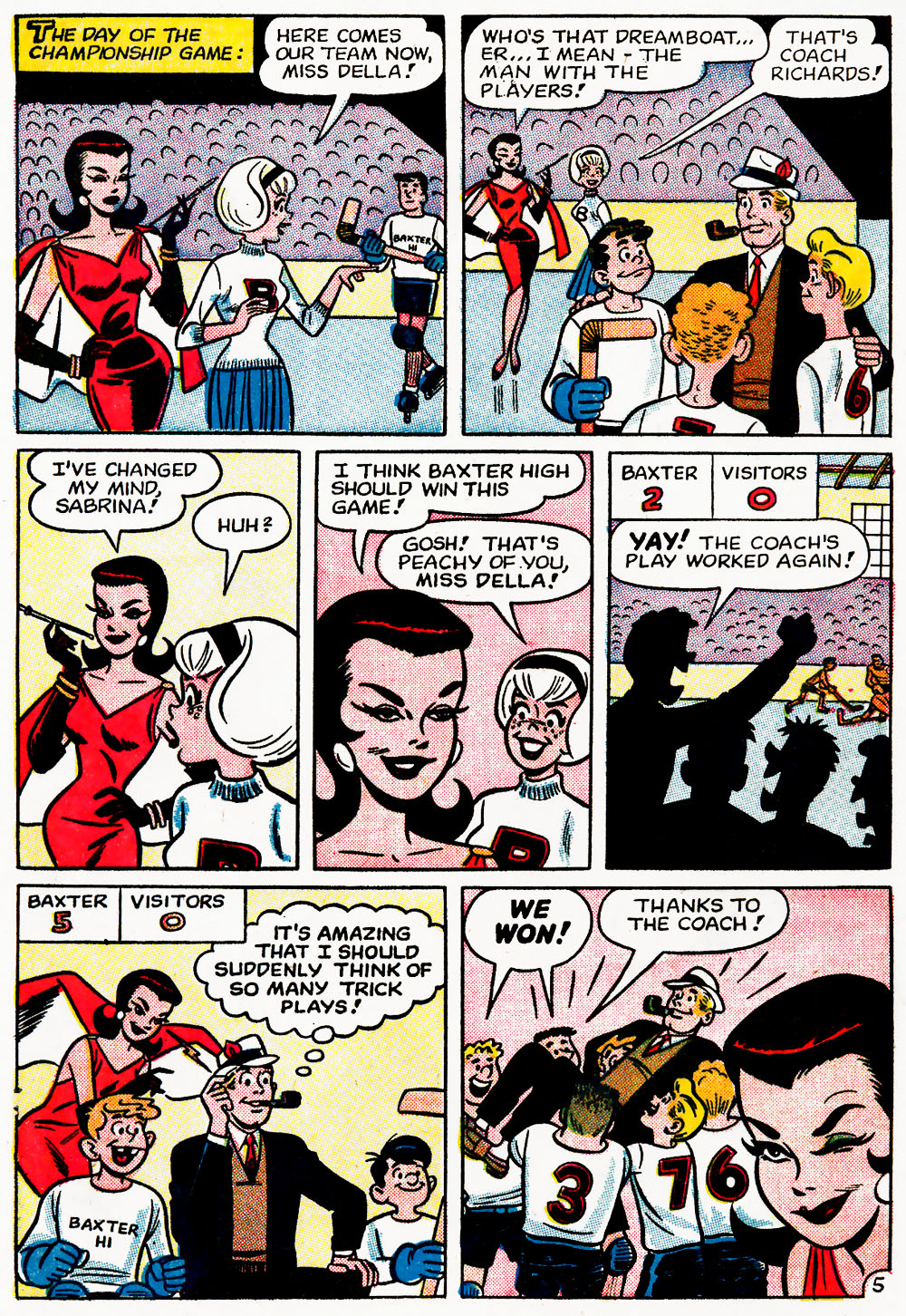 Archie's Madhouse issue 24 - Page 16