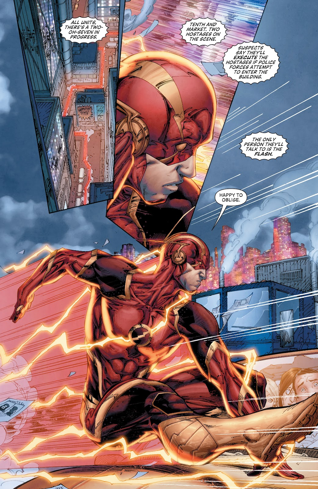 Read online The Flash (2011) comic -  Issue # _TPB 8 (Part 2) - 10