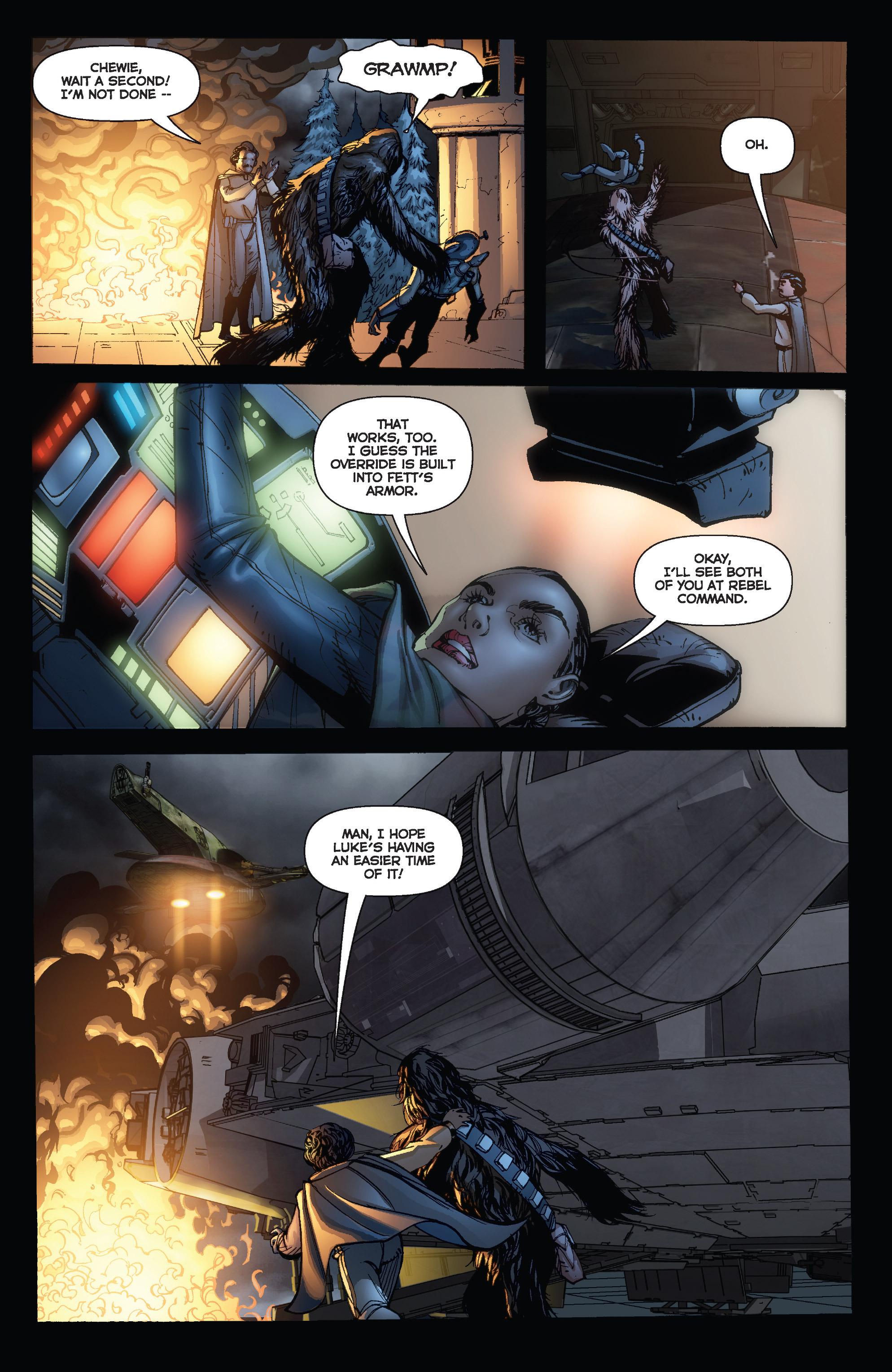 Read online Star Wars Omnibus comic -  Issue # Vol. 27 - 229