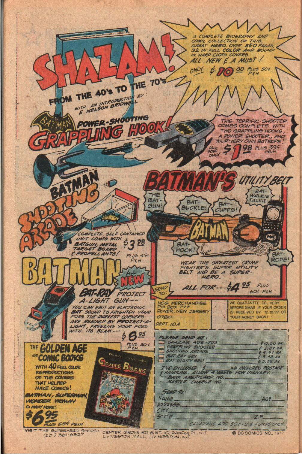Read online Shazam! (1973) comic -  Issue #33 - 30