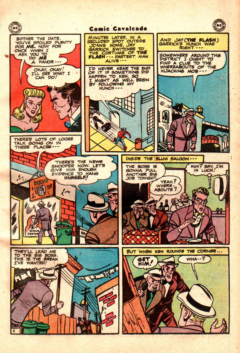Comic Cavalcade issue 21 - Page 33