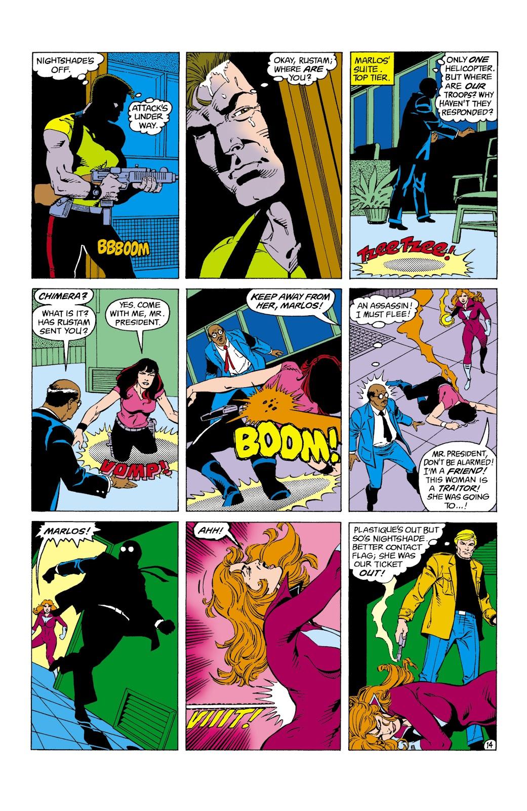 Suicide Squad (1987) Issue #2 #3 - English 15