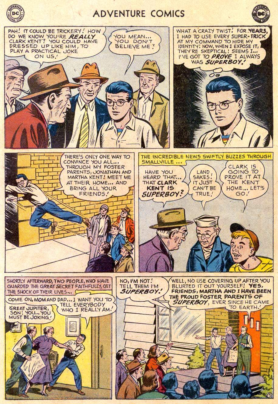 Read online Adventure Comics (1938) comic -  Issue #235 - 7