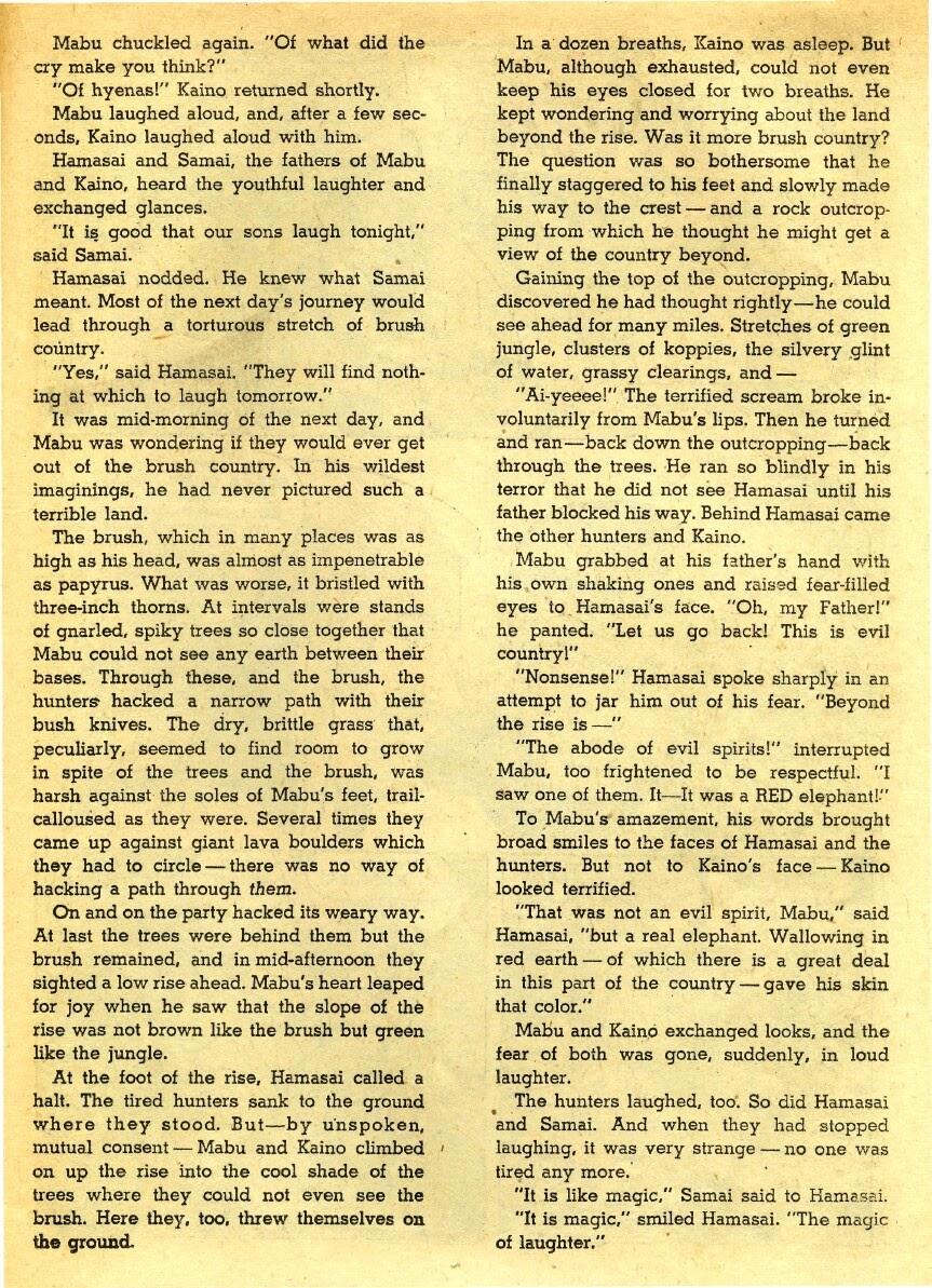 Tarzan (1948) issue 56 - Page 43
