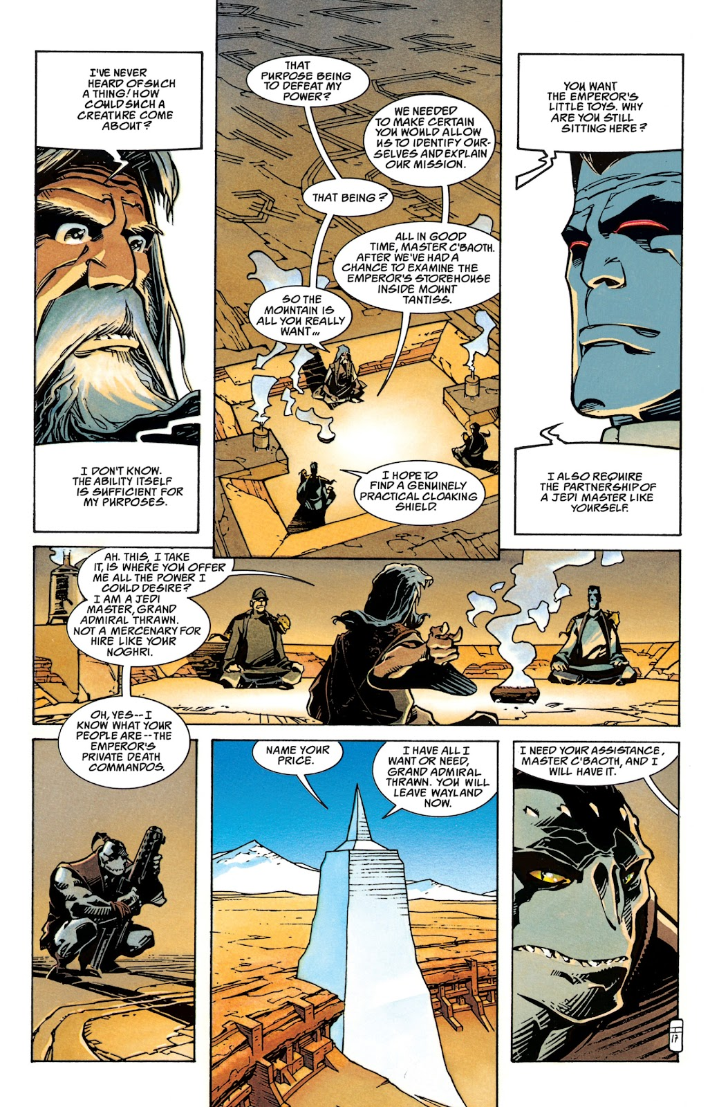 Read online Star Wars Legends: The New Republic - Epic Collection comic -  Issue # TPB 4 (Part 1) - 23