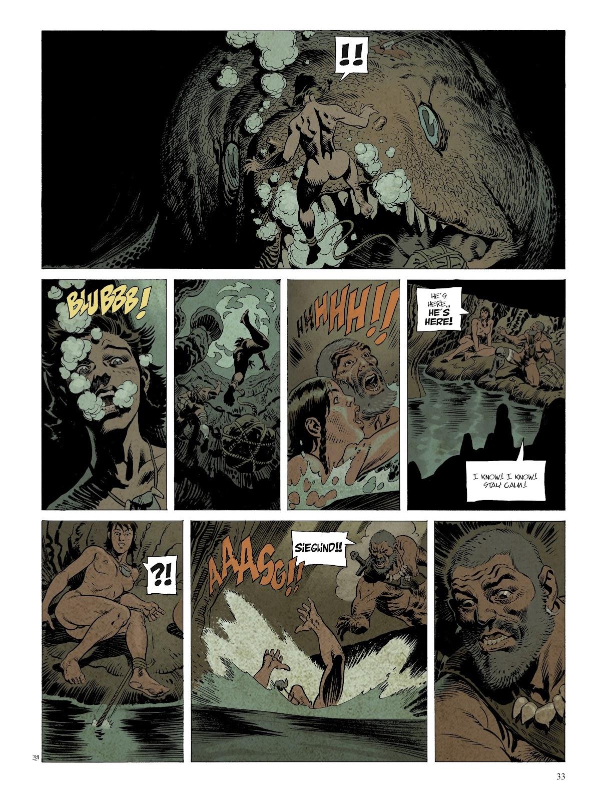 Read online Asgard comic -  Issue #2 - 35