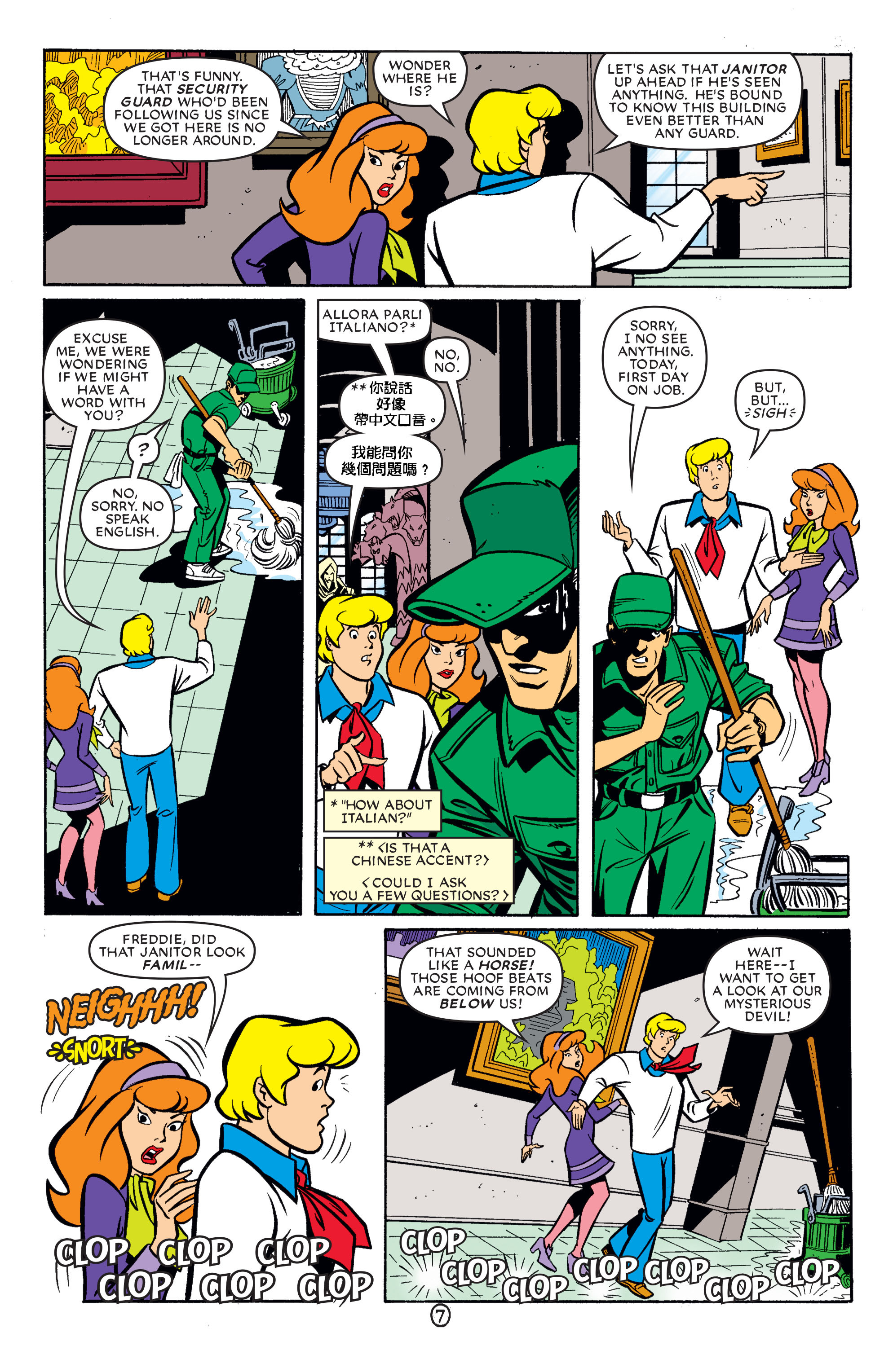 Read online Scooby-Doo (1997) comic -  Issue #61 - 18