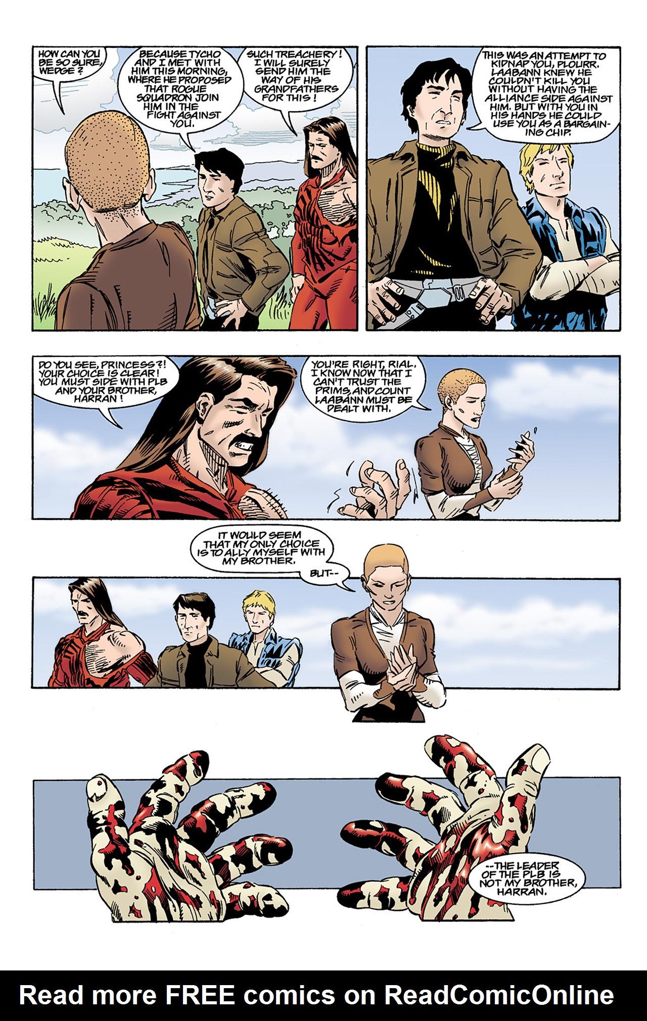 Read online Star Wars Omnibus comic -  Issue # Vol. 2 - 185
