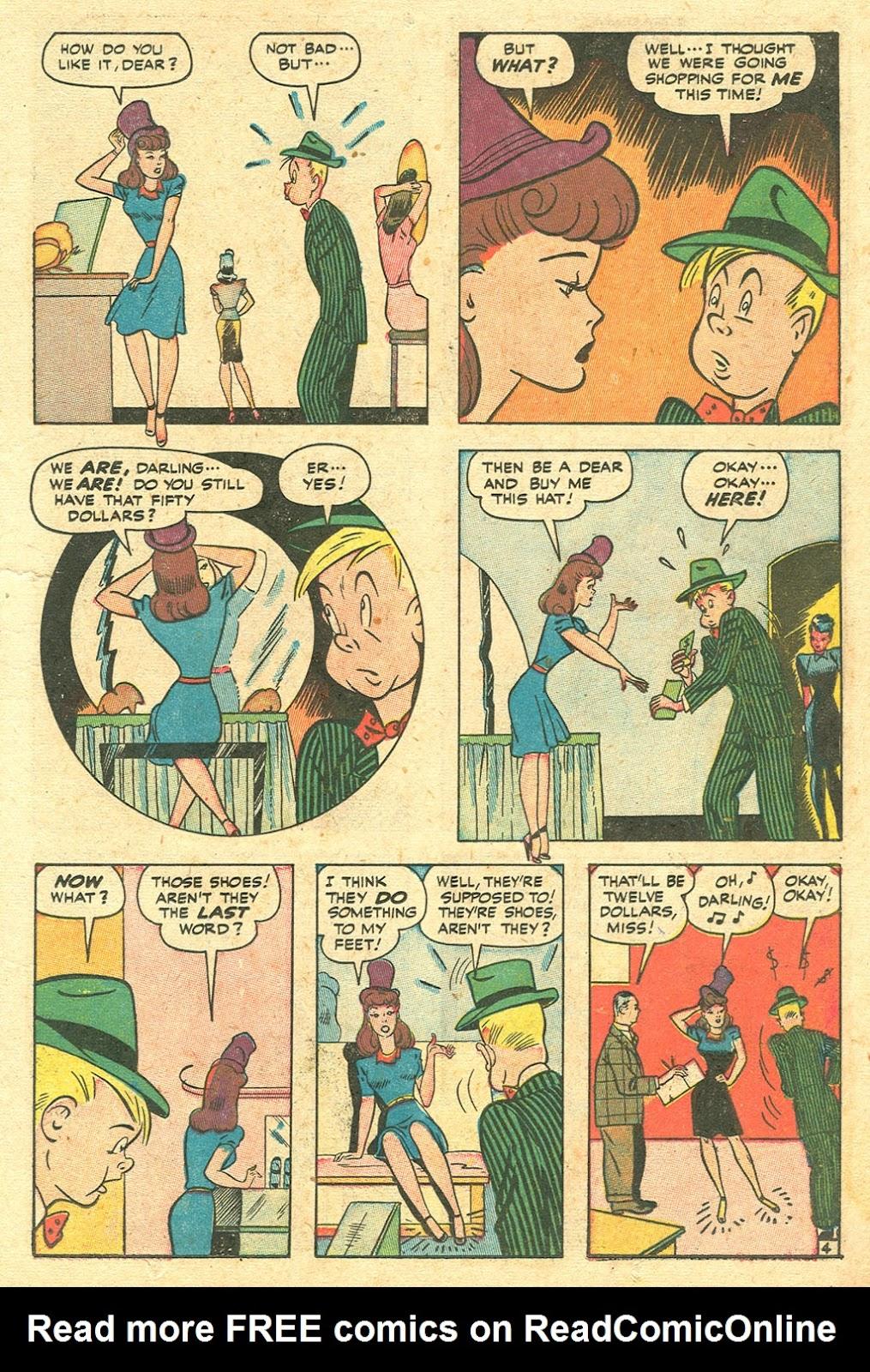 Tessie the Typist issue 11 - Page 19