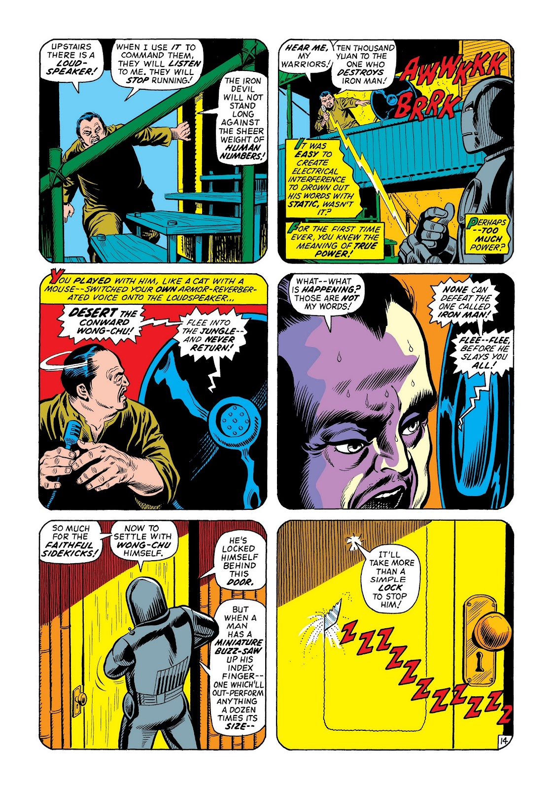 Read online Marvel Masterworks: The Invincible Iron Man comic -  Issue # TPB 8 (Part 2) - 80