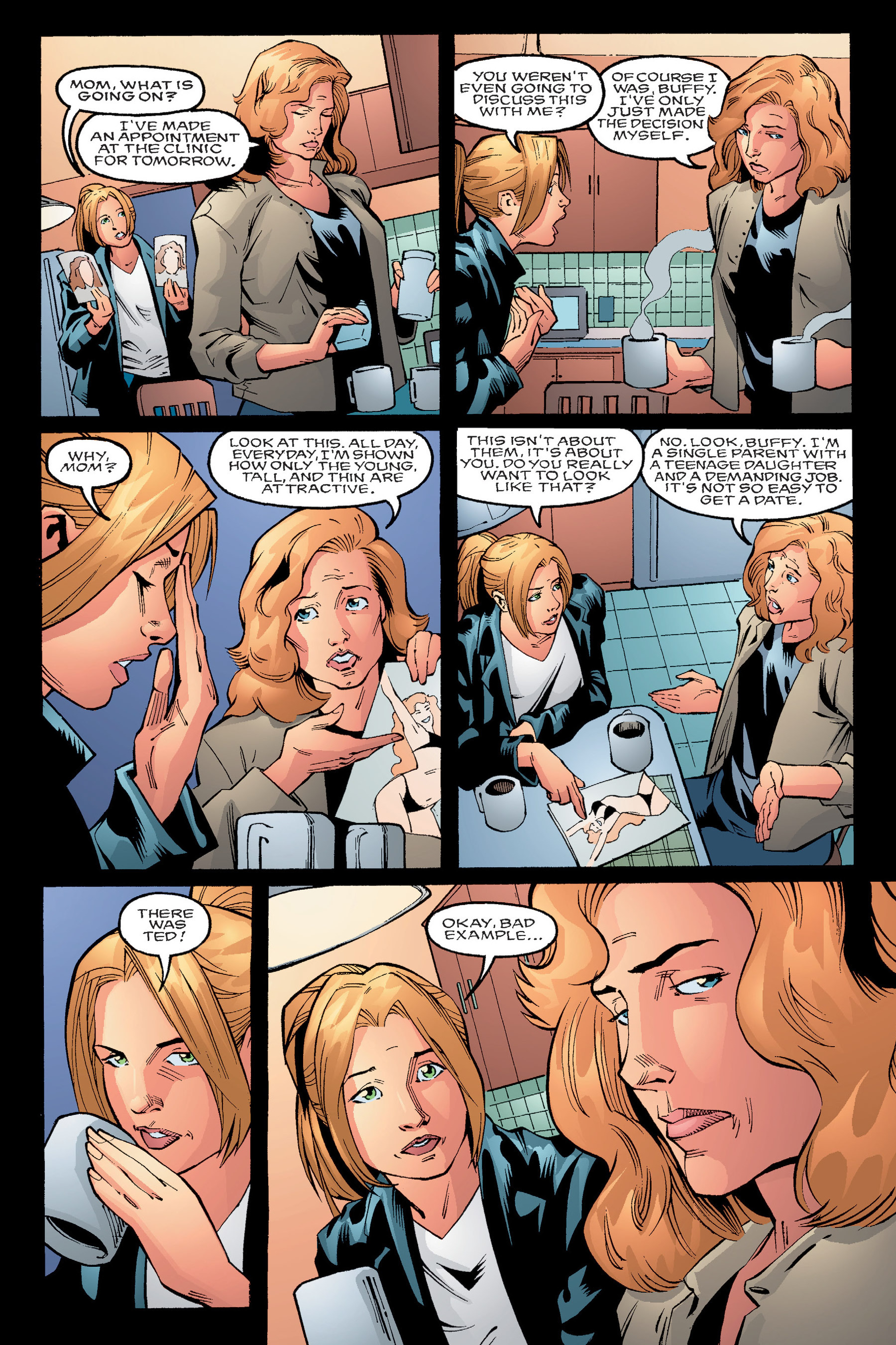 Read online Buffy the Vampire Slayer: Omnibus comic -  Issue # TPB 4 - 26