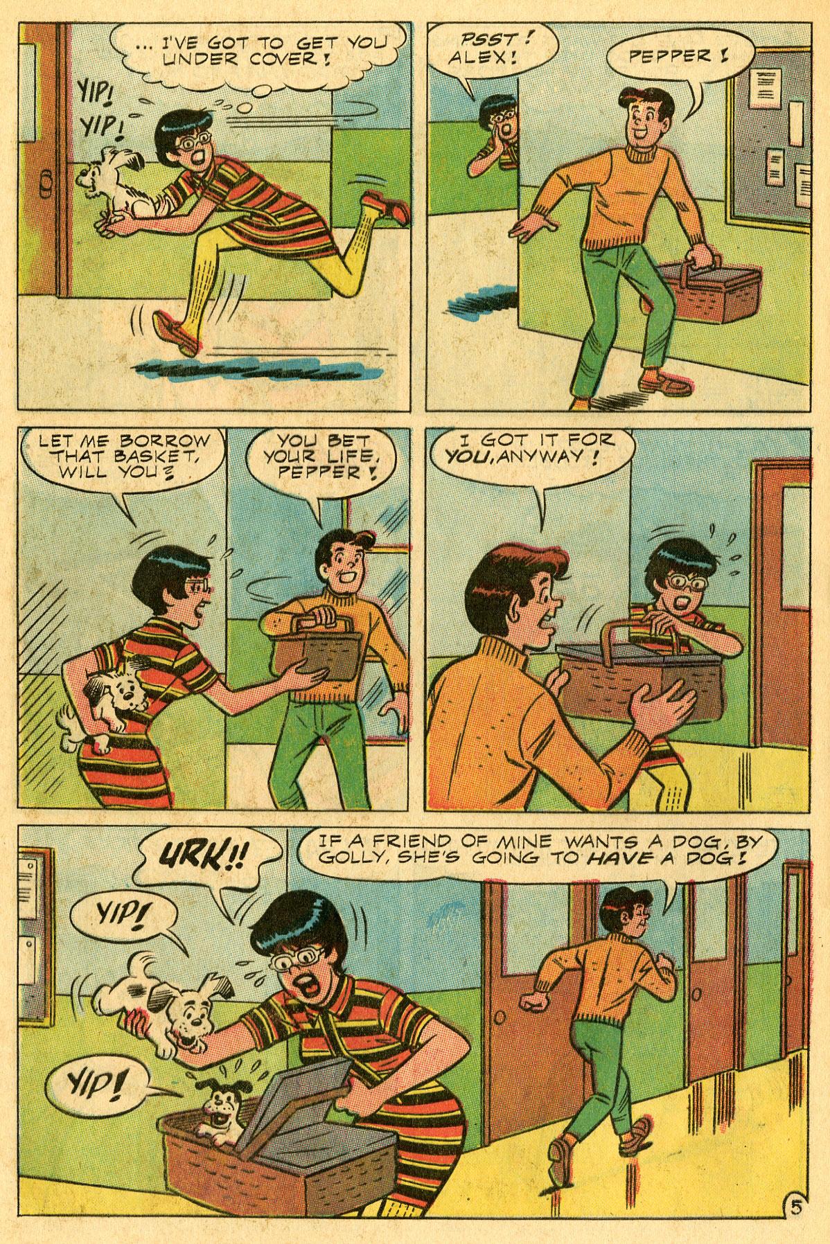 Read online She's Josie comic -  Issue #32 - 32