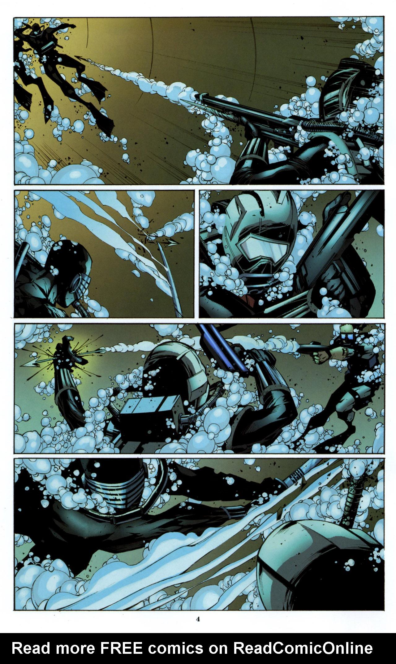 G.I. Joe: A Real American Hero 158 Page 5