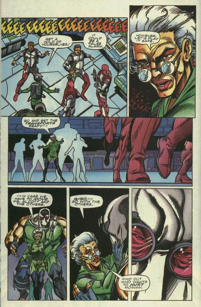 Read online Secret Weapons comic -  Issue #17 - 10