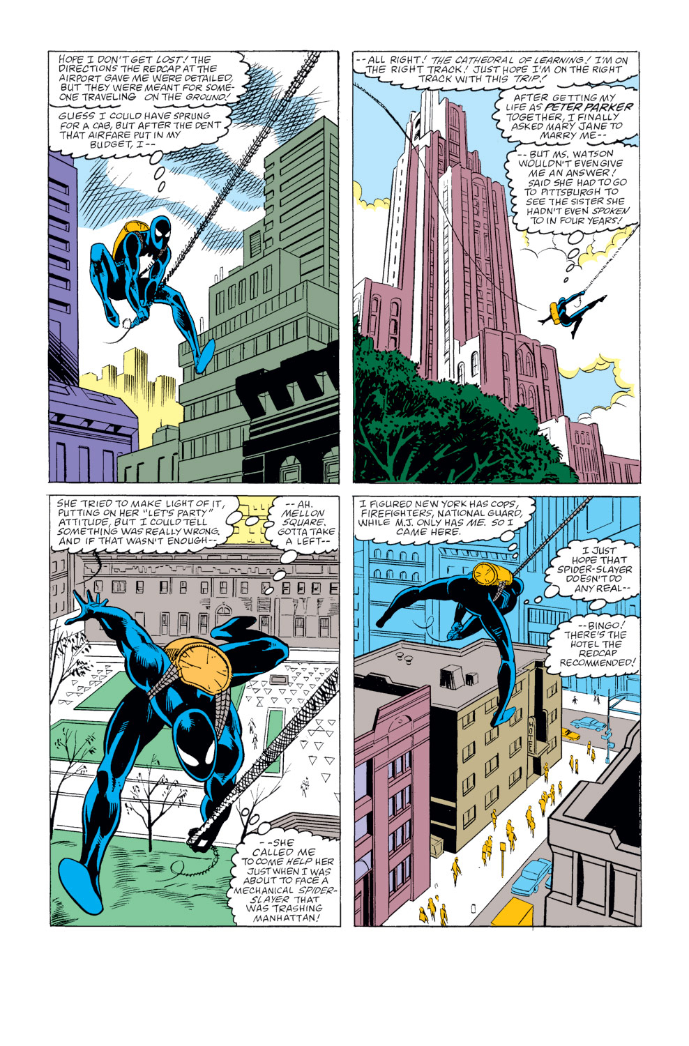 The Amazing Spider-Man (1963) 292 Page 2