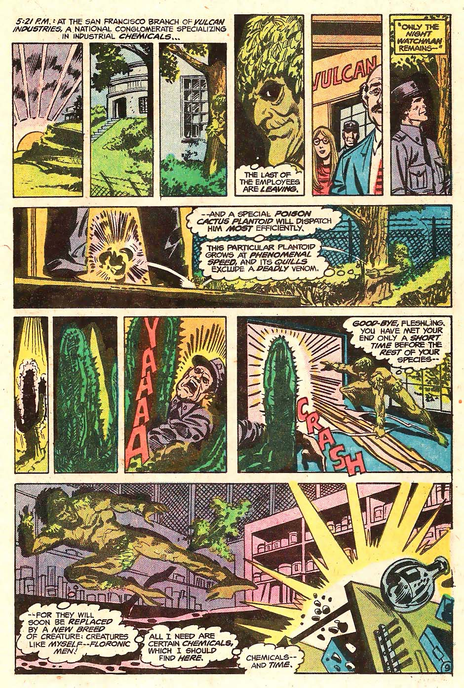 Read online Secret Society of Super-Villains comic -  Issue #11 - 10