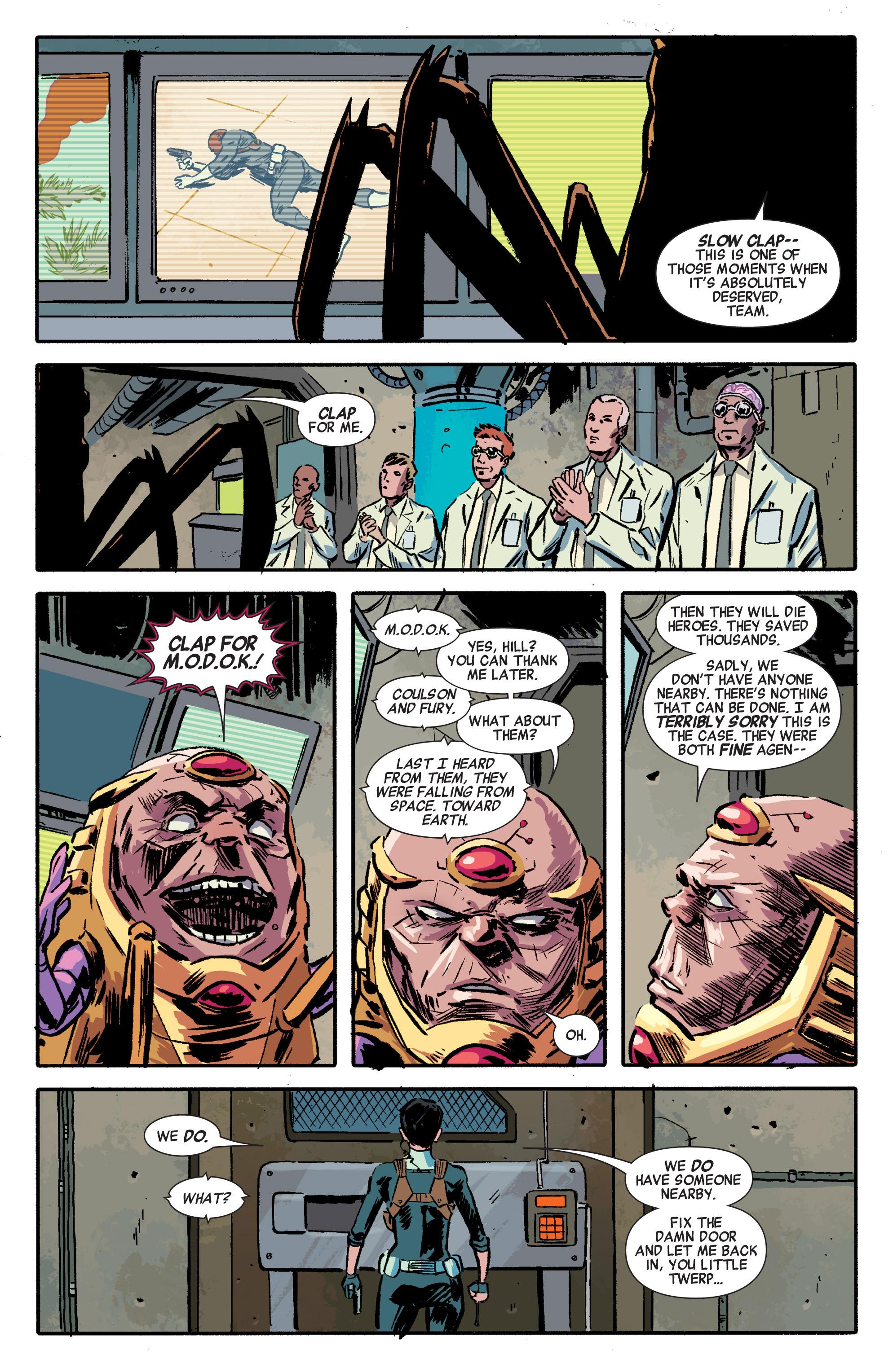 Read online Secret Avengers (2014) comic -  Issue #2 - 16