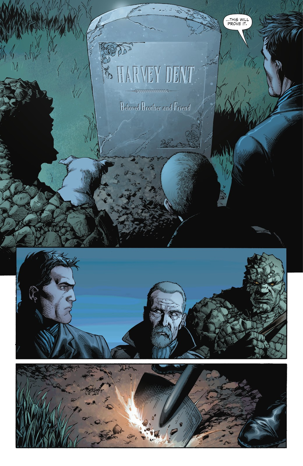 Batman: Earth One issue TPB 3 (Part 2) - Page 1
