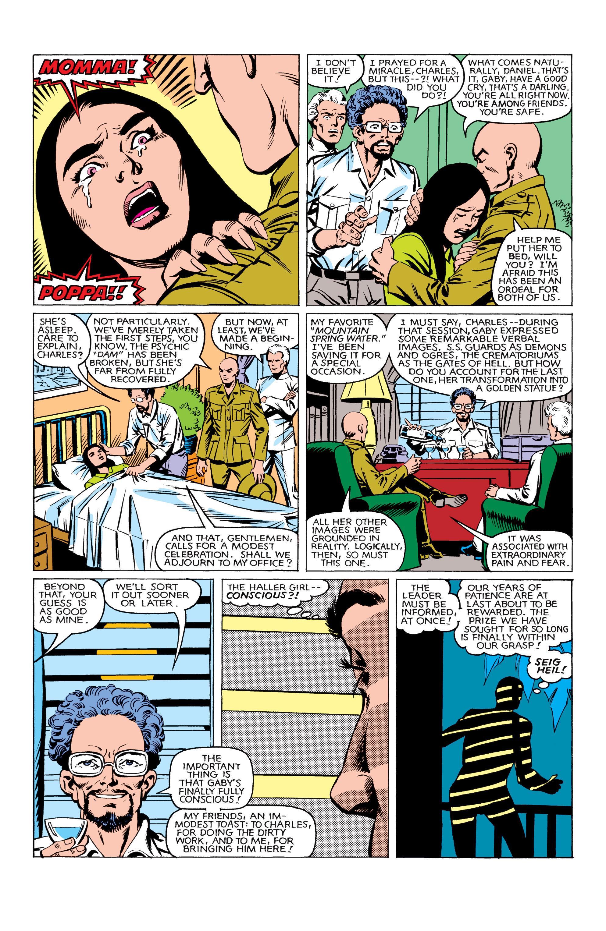 Read online Uncanny X-Men (1963) comic -  Issue #161 - 10