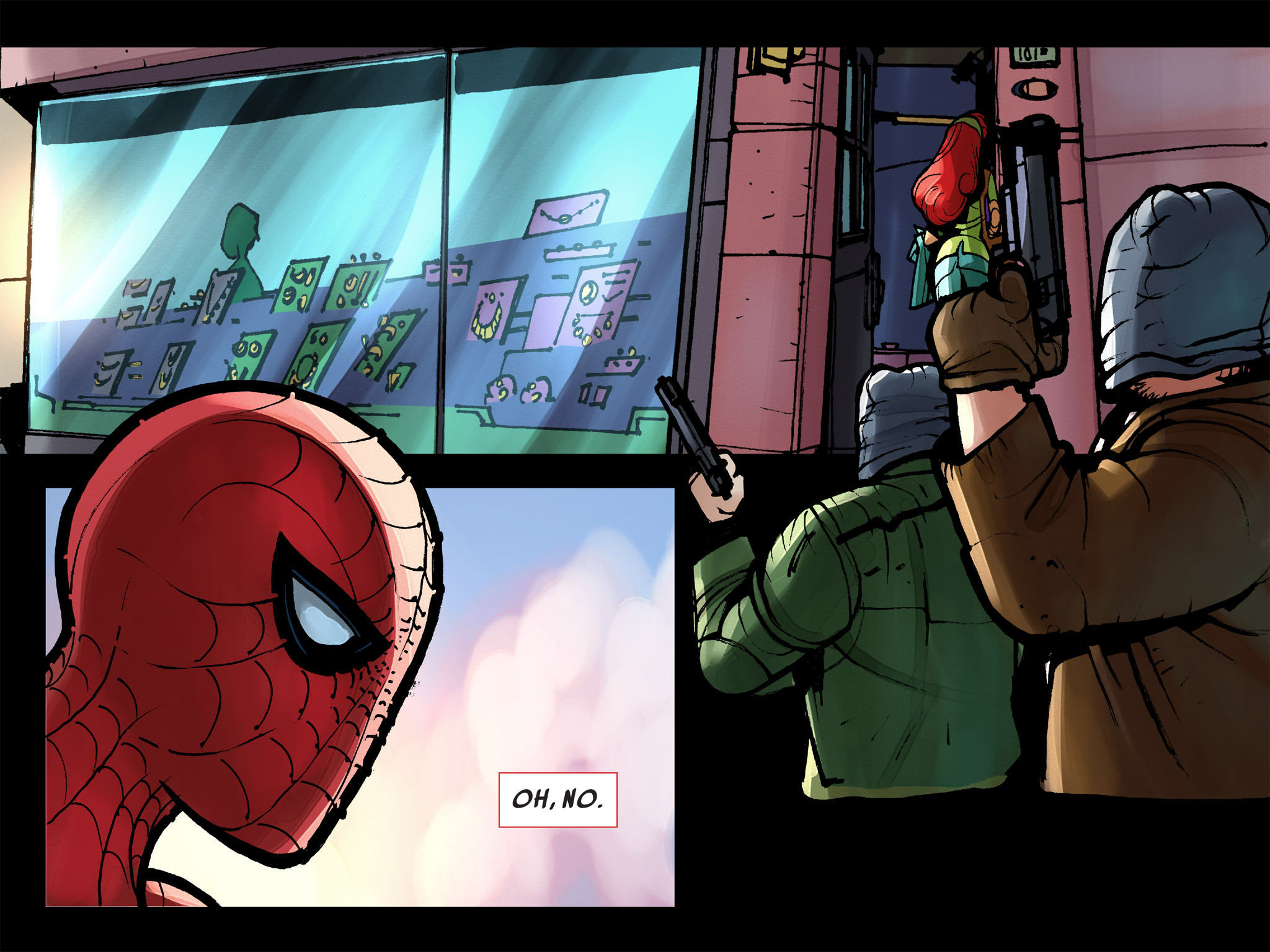 Read online Amazing Spider-Man: Who Am I? comic -  Issue # Full (Part 2) - 43
