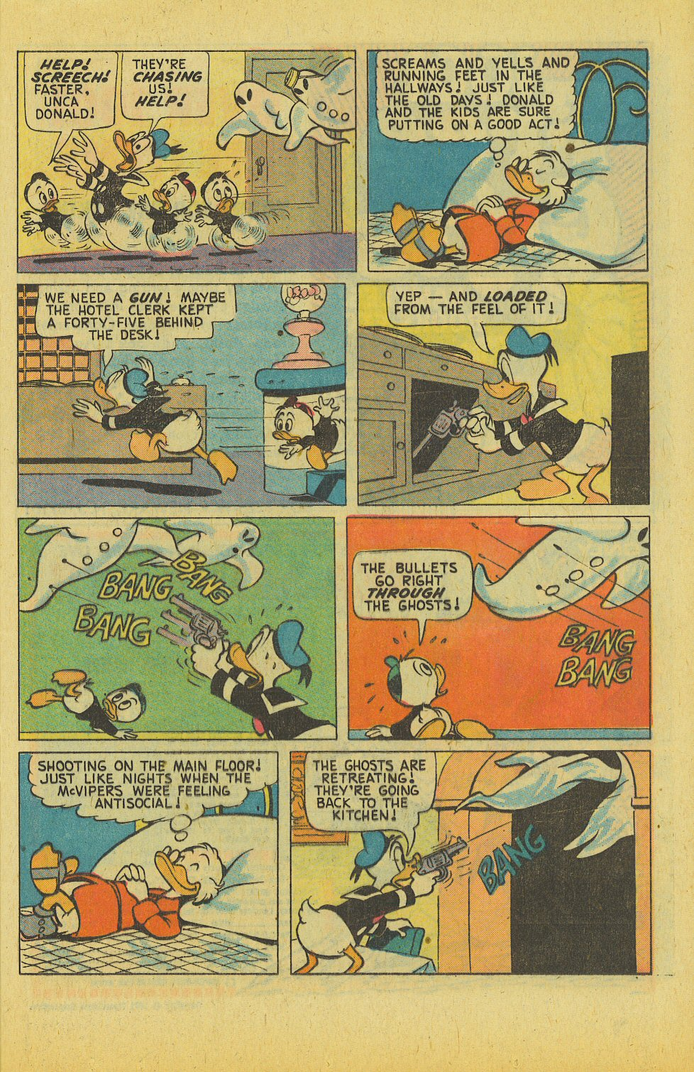 Read online Uncle Scrooge (1953) comic -  Issue #122 - 13