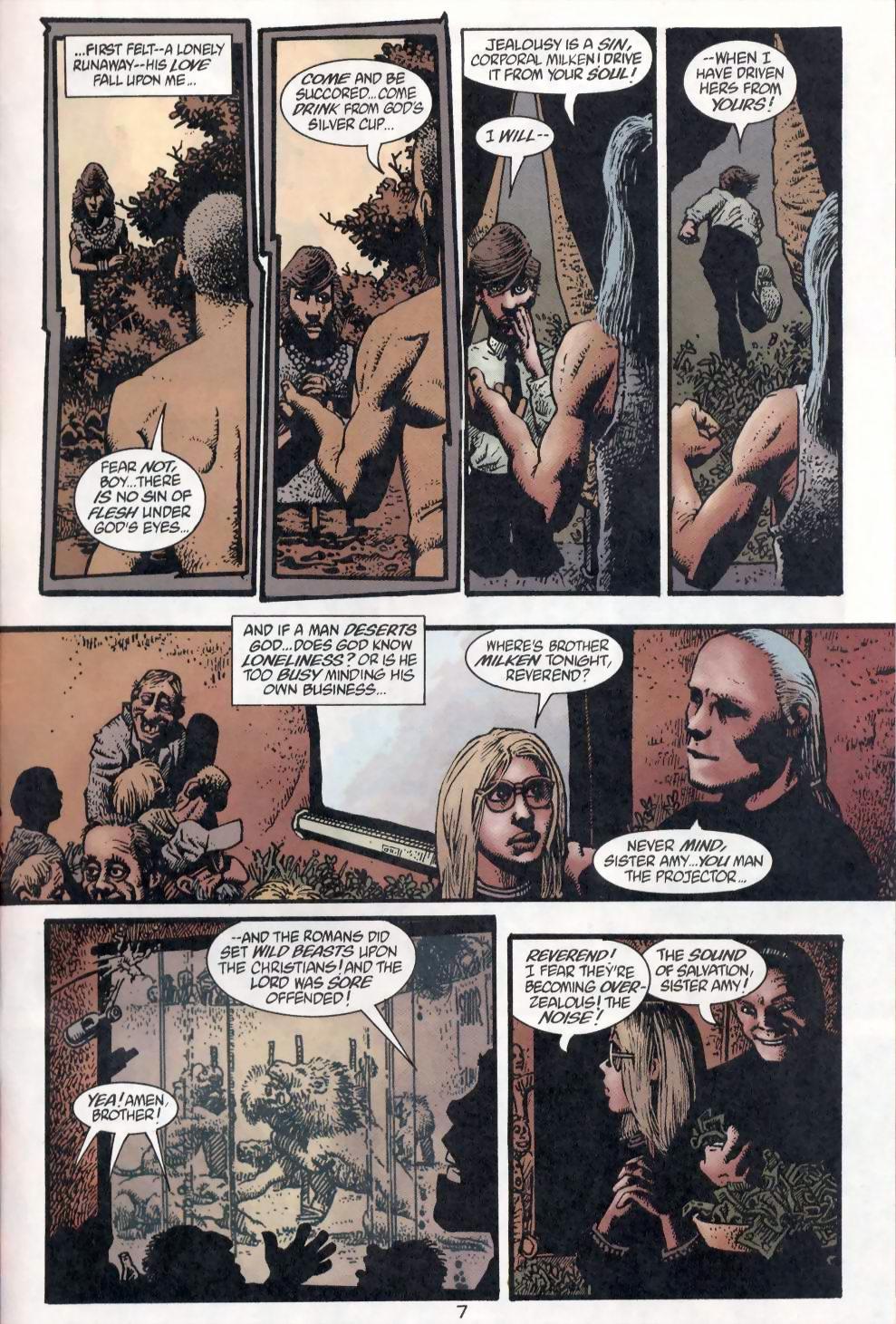 Read online Flinch comic -  Issue #1 - 22