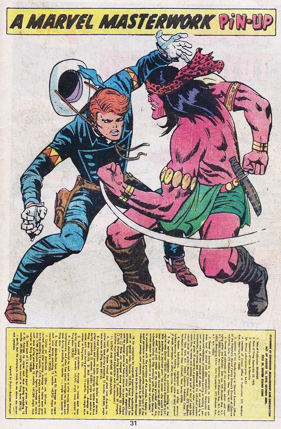 The Rawhide Kid (1955) issue 132 - Page 33