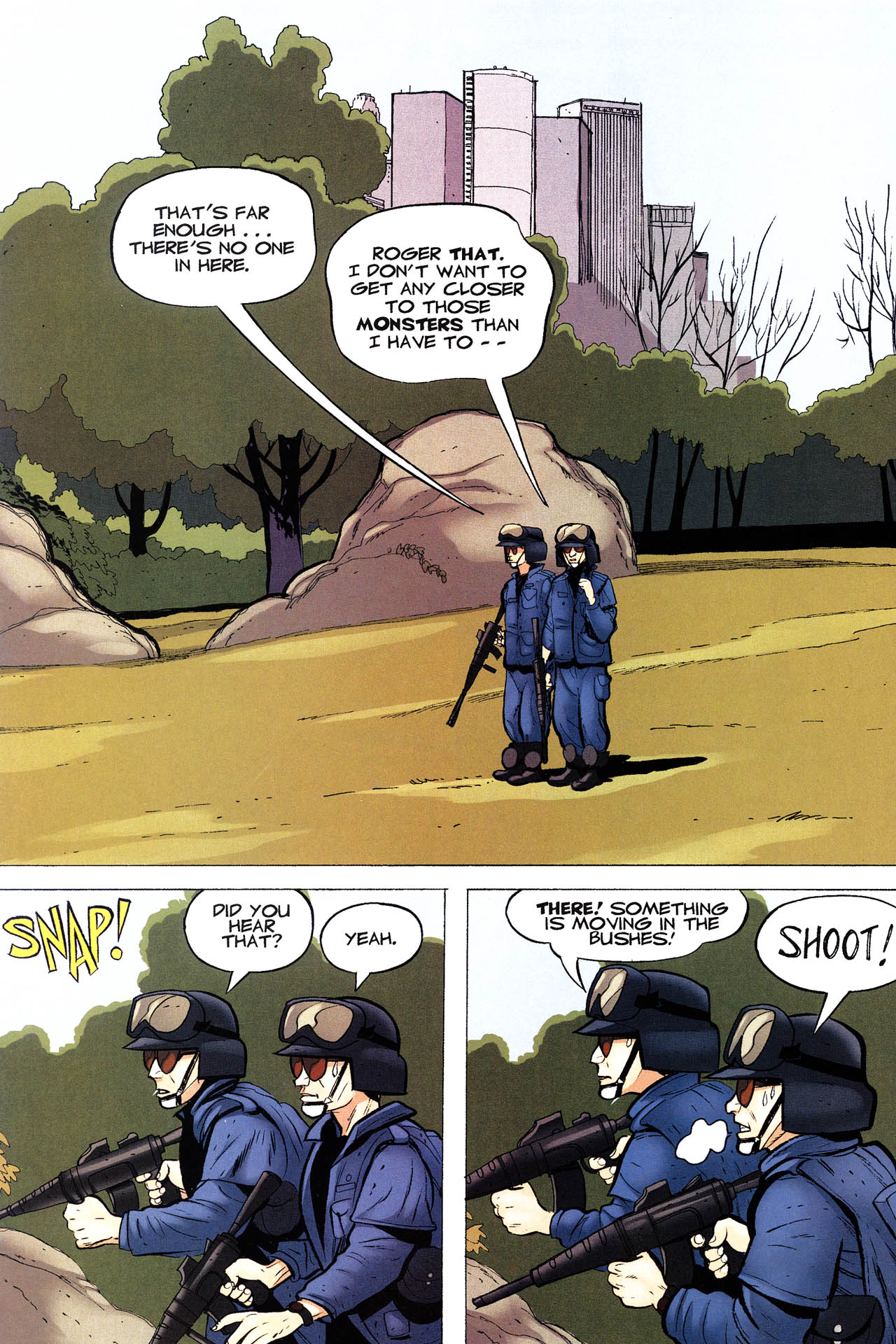Read online Shazam!: The Monster Society of Evil comic -  Issue #3 - 40