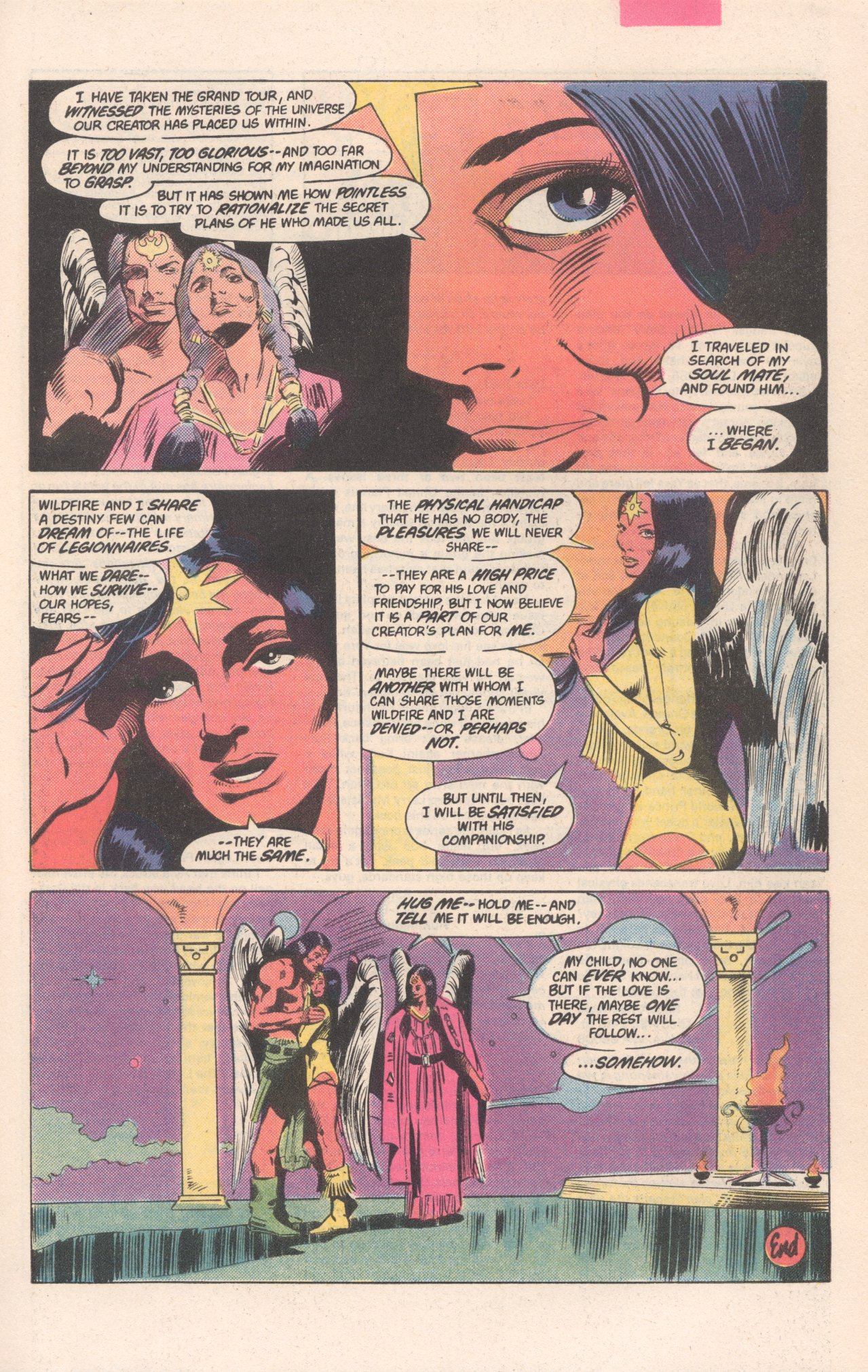 Legion of Super-Heroes (1980) 311 Page 23