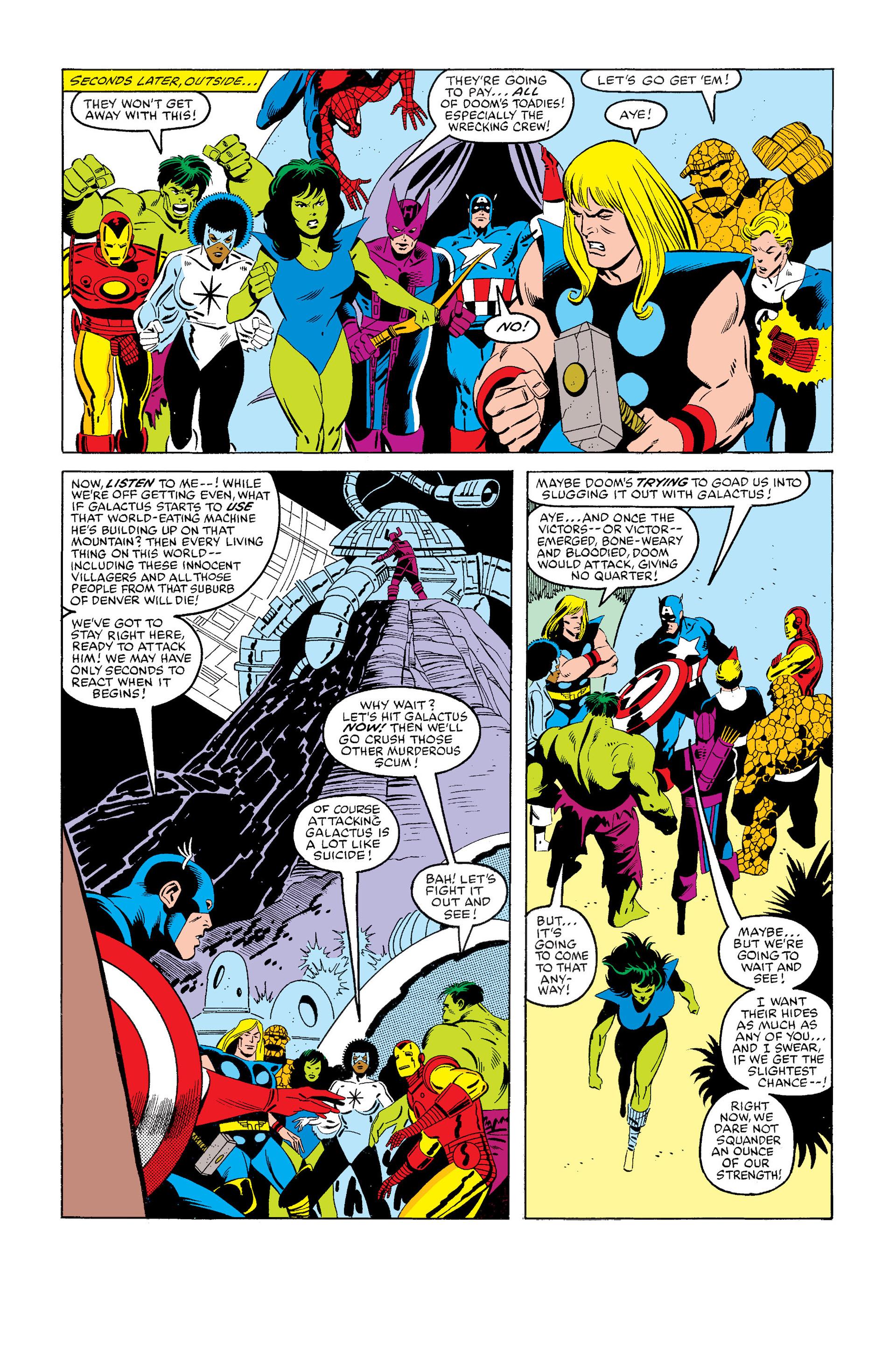 Read online Secret Wars (1985) comic -  Issue #7 - 6