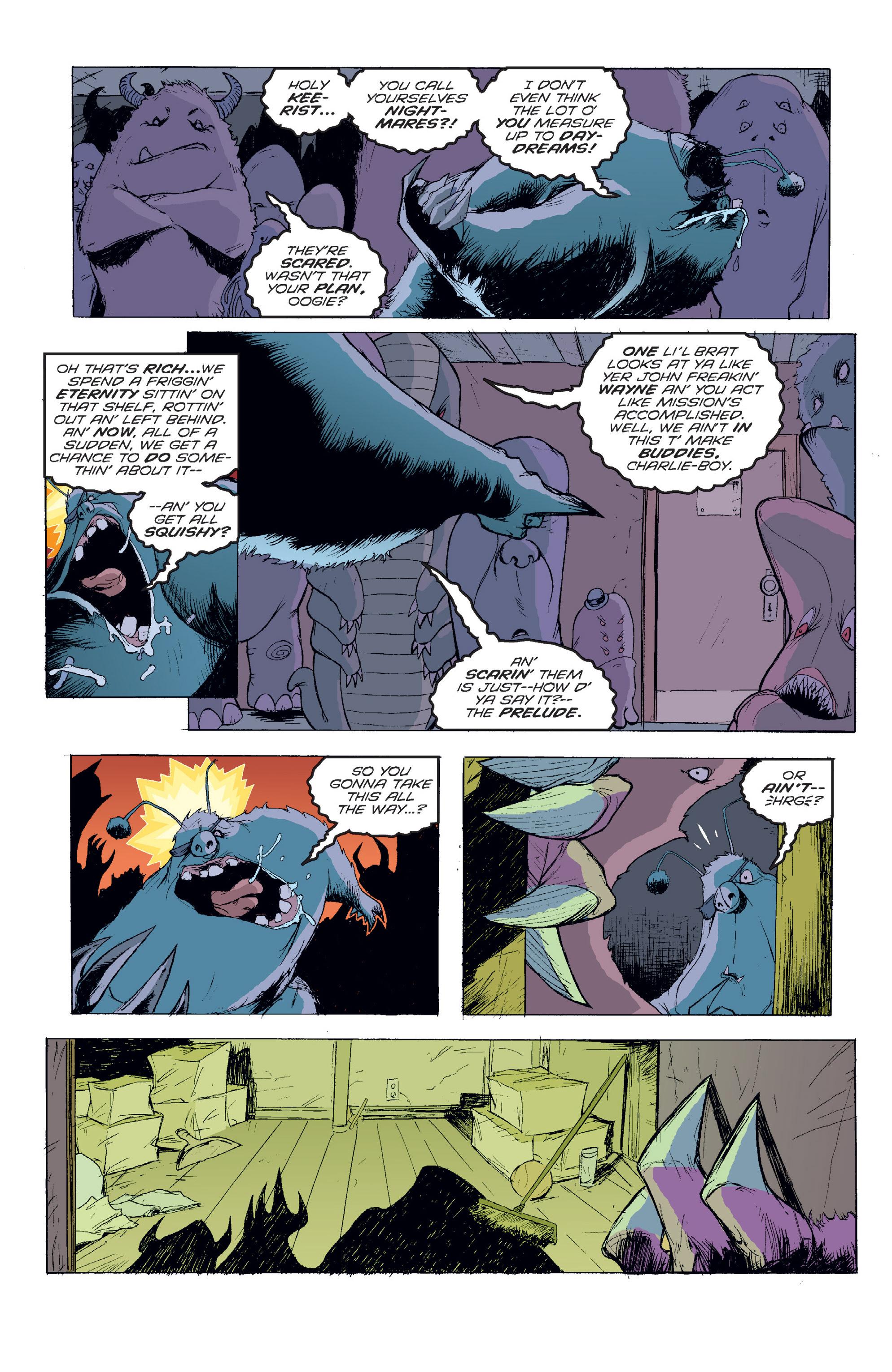 Read online B.P.R.D. (2003) comic -  Issue # TPB 2 - 97