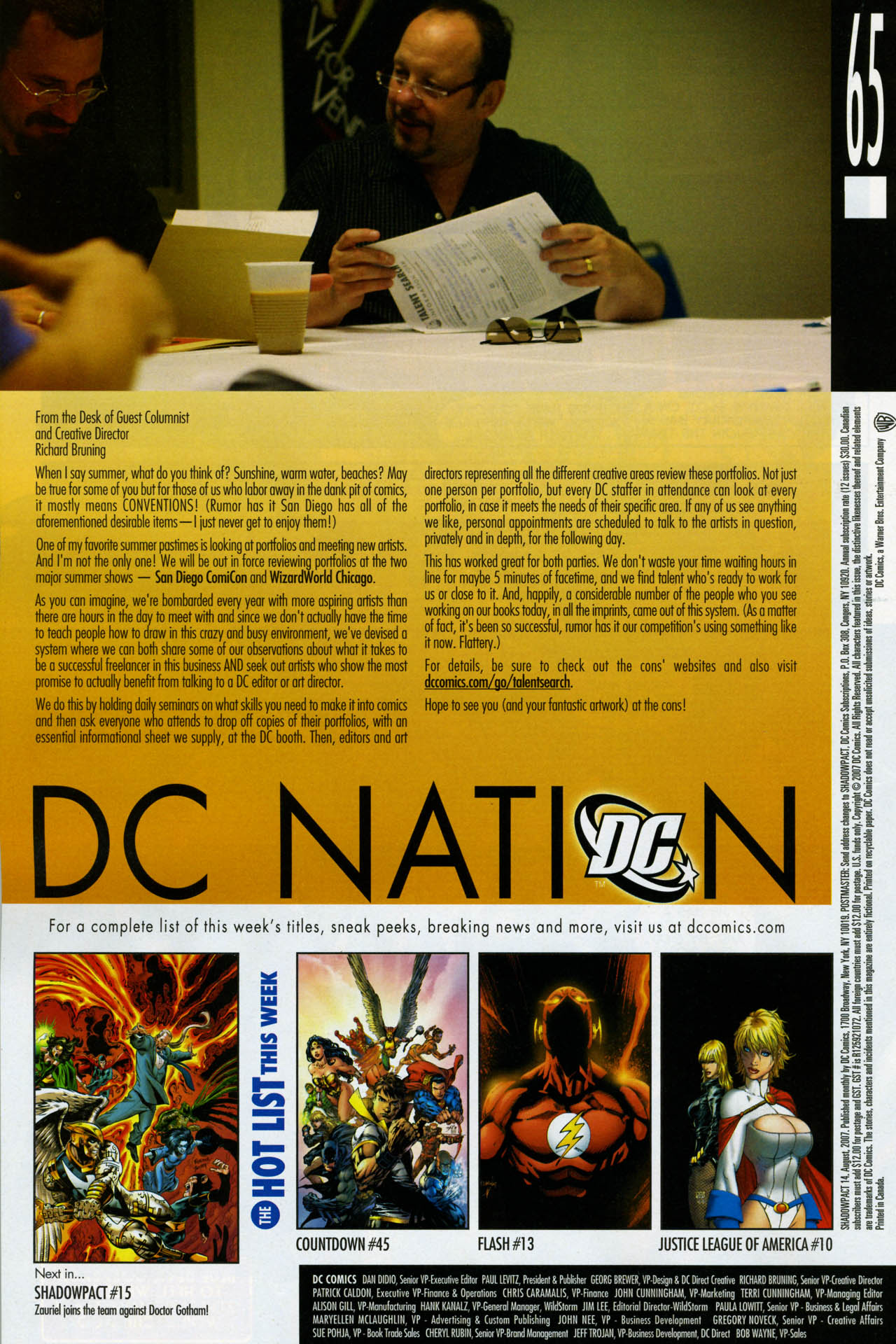 Read online Shadowpact comic -  Issue #14 - 24