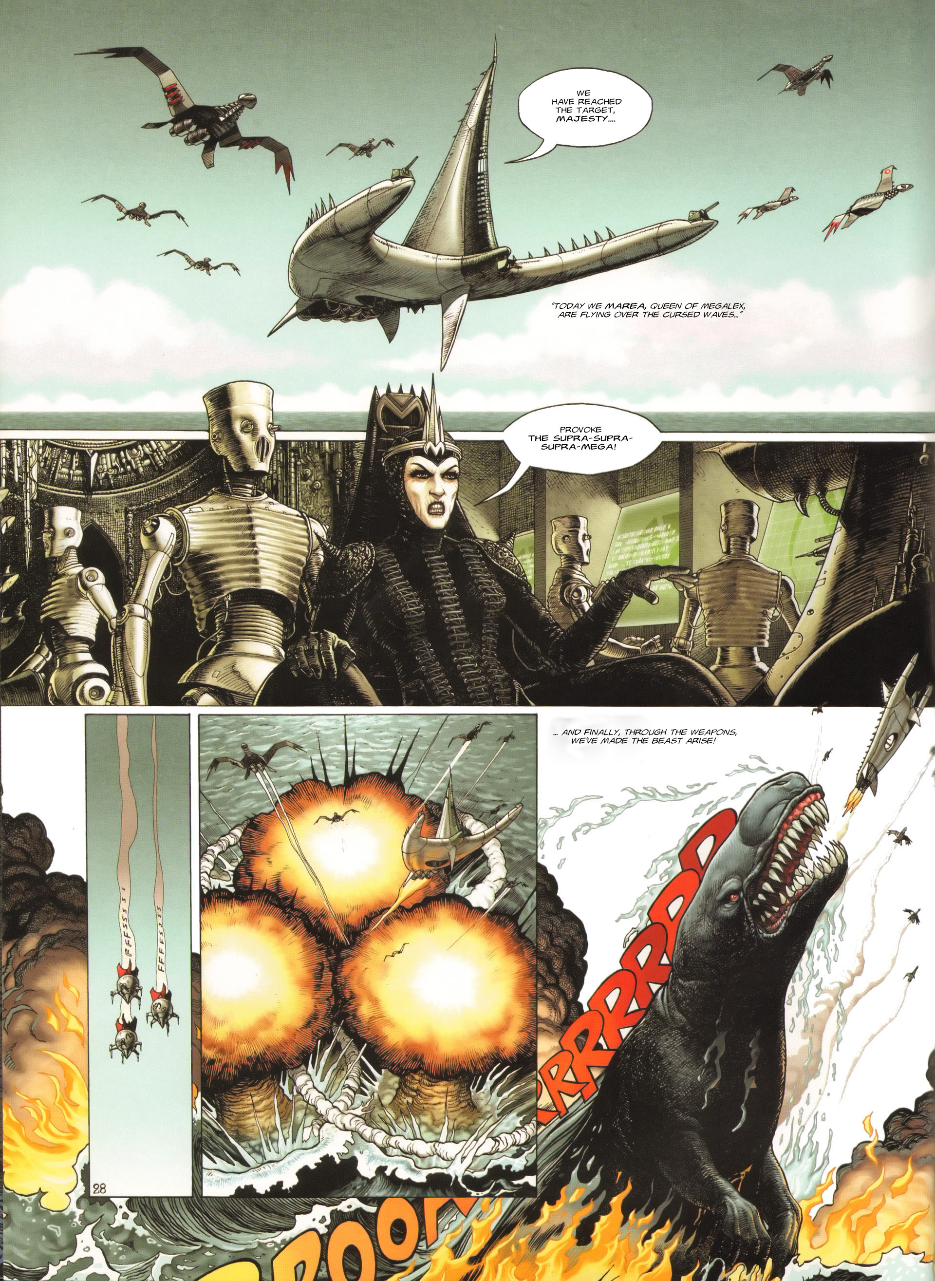 Read online Megalex (2014) comic -  Issue #3 - 31