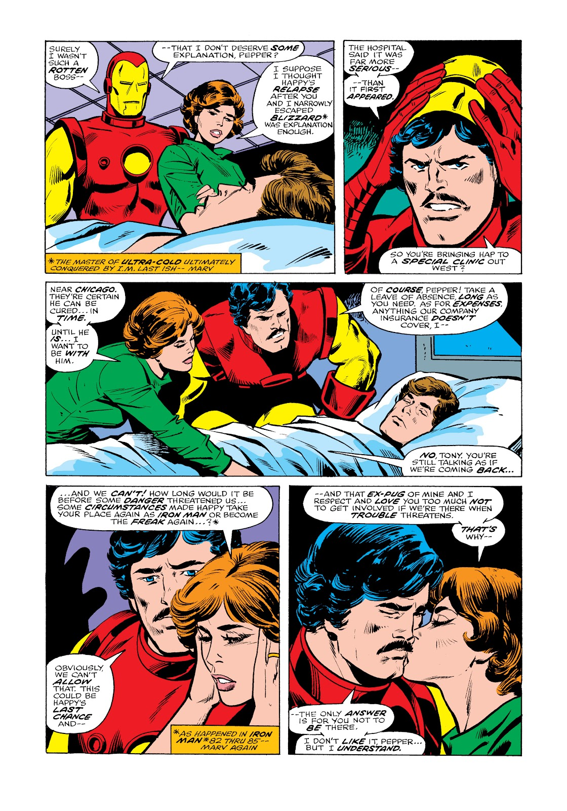 Read online Marvel Masterworks: The Invincible Iron Man comic -  Issue # TPB 11 (Part 2) - 60
