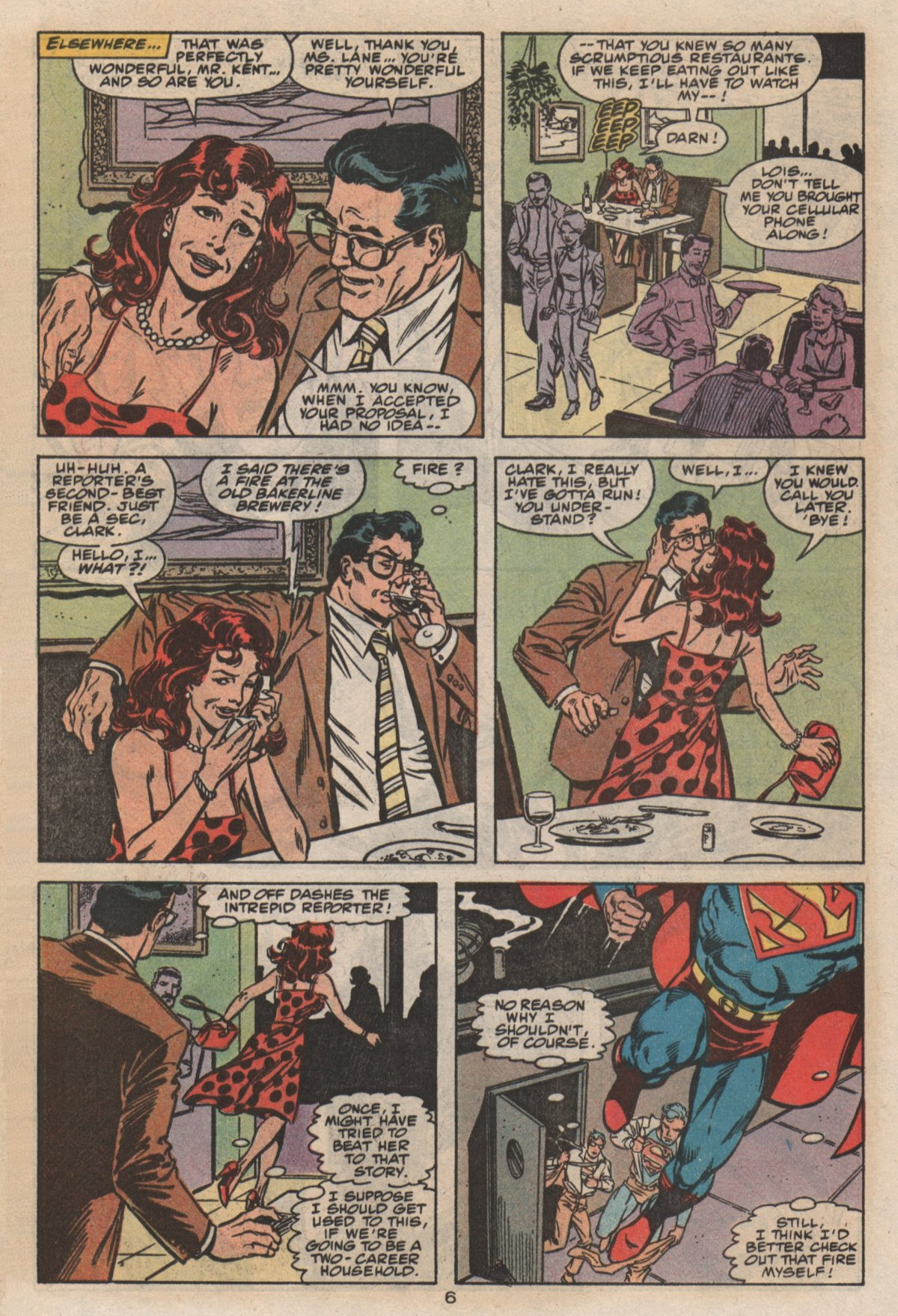 Action Comics (1938) 660 Page 6